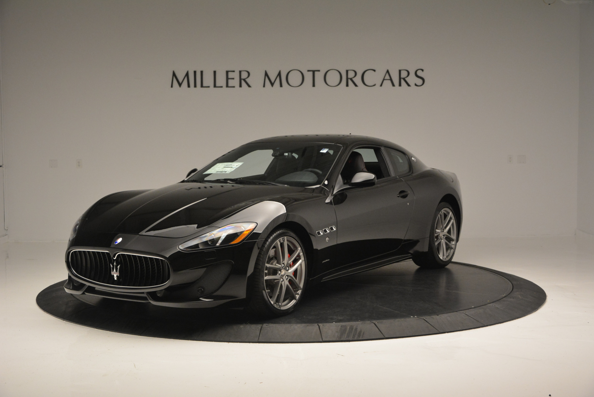 New 2016 Maserati GranTurismo Sport For Sale In Westport, CT