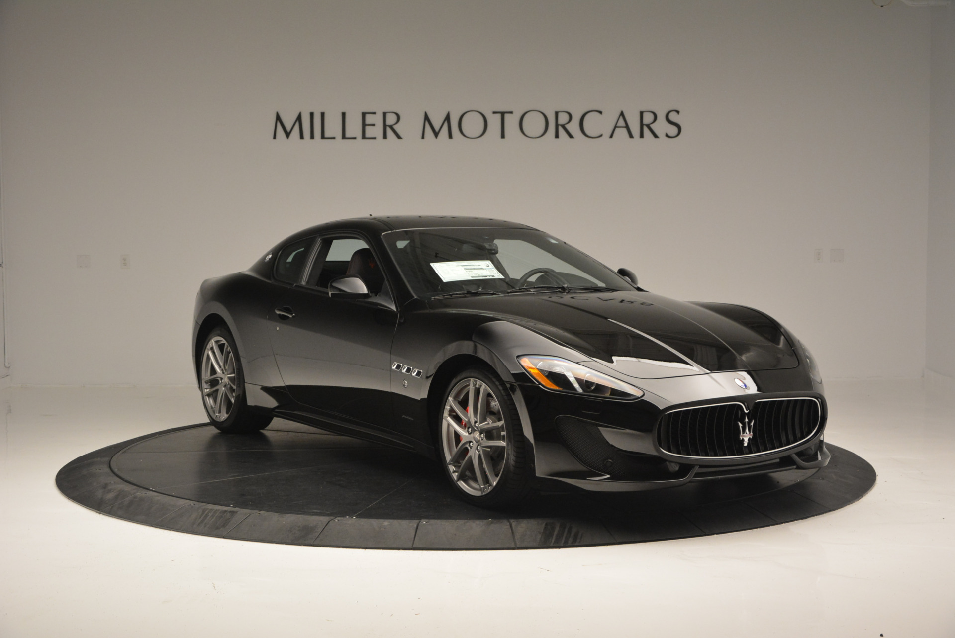 New 2016 Maserati GranTurismo Sport For Sale In Westport, CT 592_p11