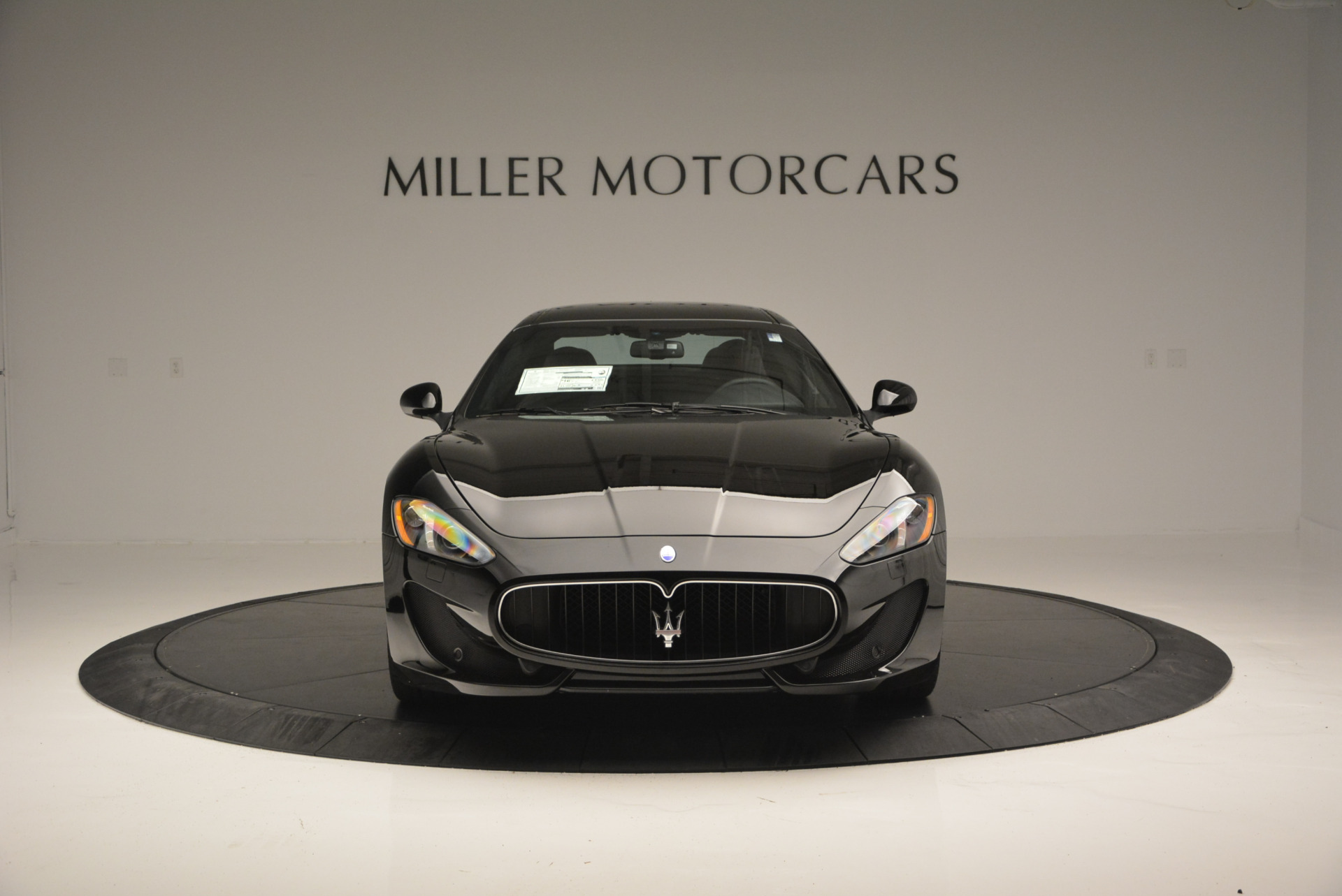 New 2016 Maserati GranTurismo Sport For Sale In Westport, CT 592_p12