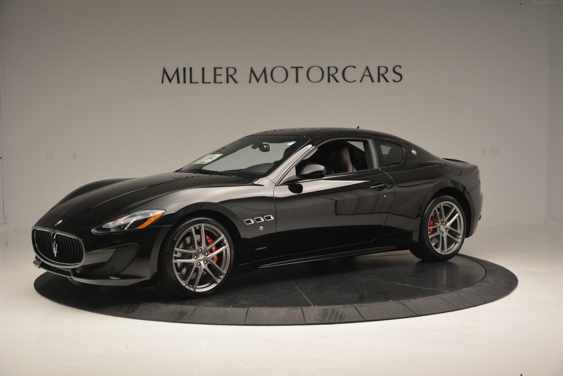 New 2016 Maserati GranTurismo Sport For Sale In Westport, CT 592_p2
