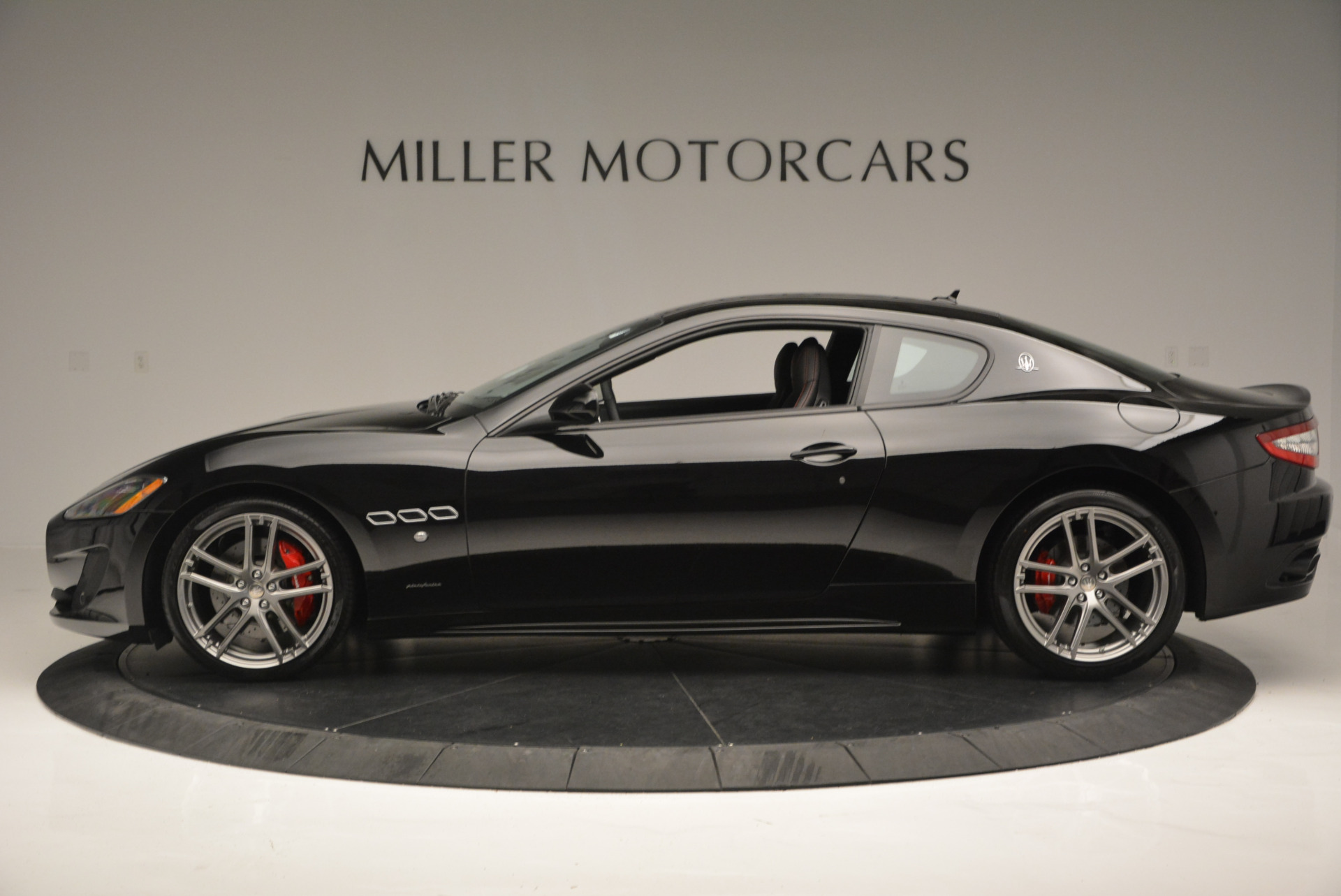 New 2016 Maserati GranTurismo Sport For Sale In Westport, CT 592_p3