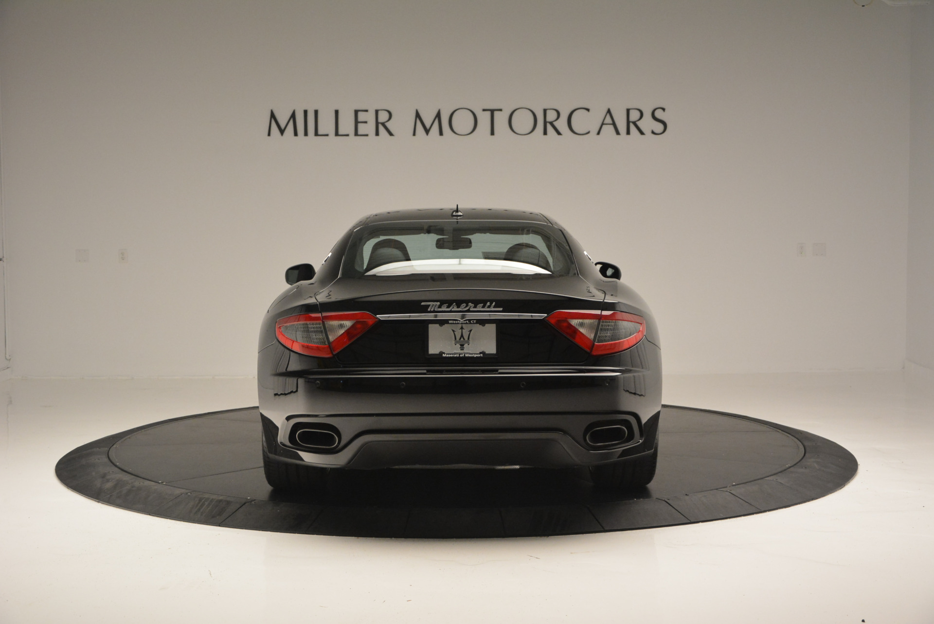 New 2016 Maserati GranTurismo Sport For Sale In Westport, CT 592_p6
