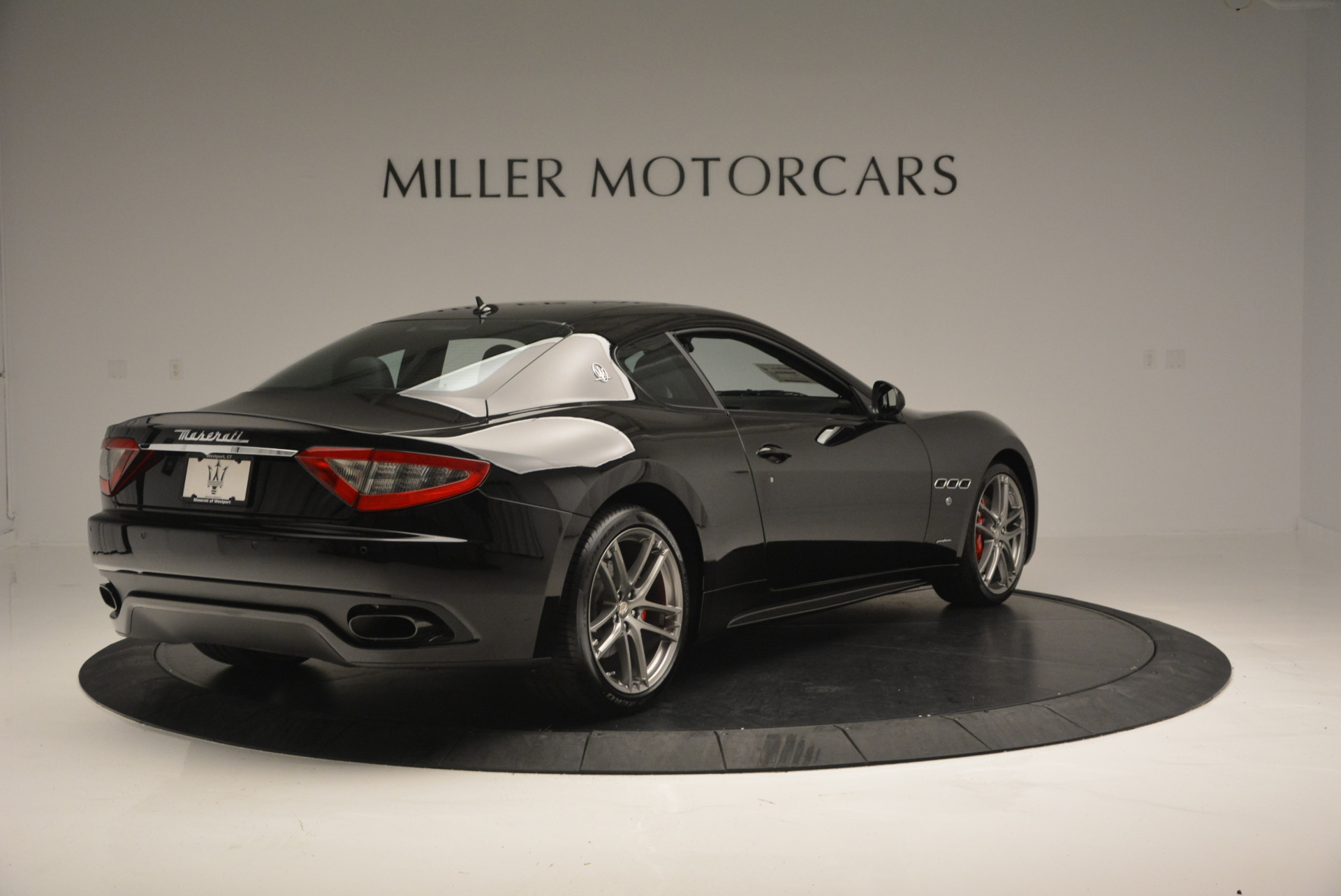New 2016 Maserati GranTurismo Sport For Sale In Westport, CT 592_p7