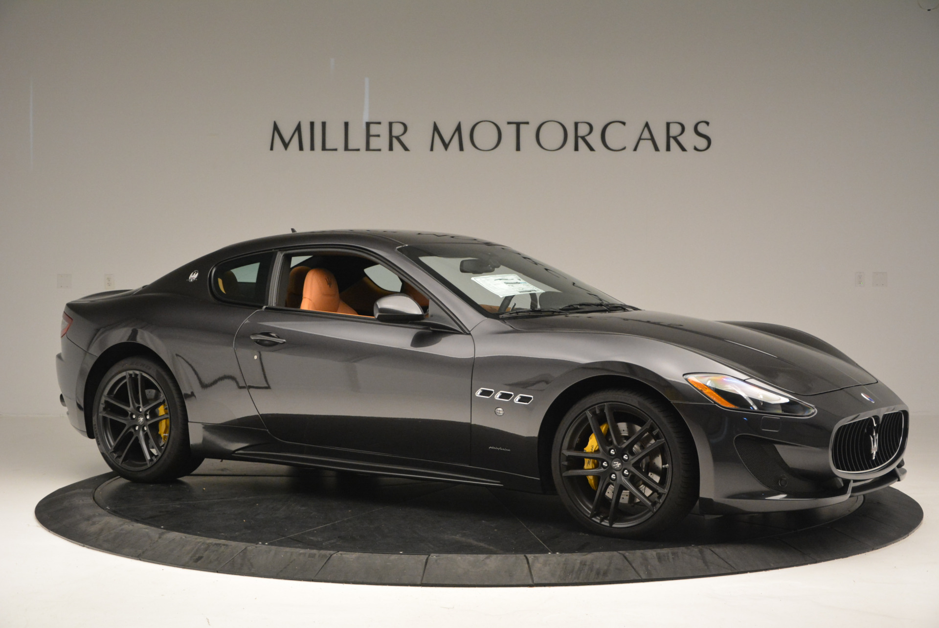 New 2017 Maserati GranTurismo Sport For Sale In Westport, CT 593_p10