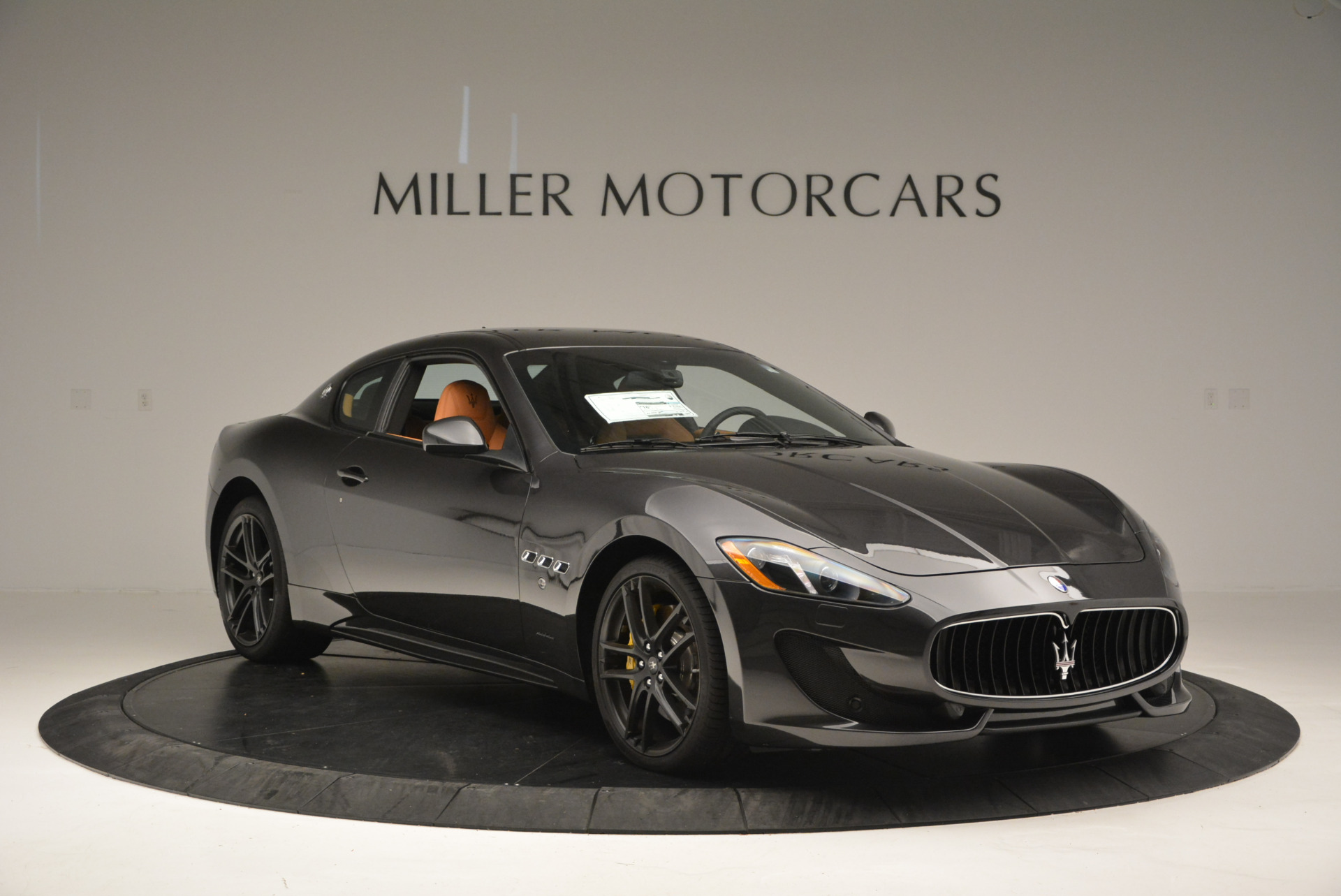 New 2017 Maserati GranTurismo Sport For Sale In Westport, CT 593_p11