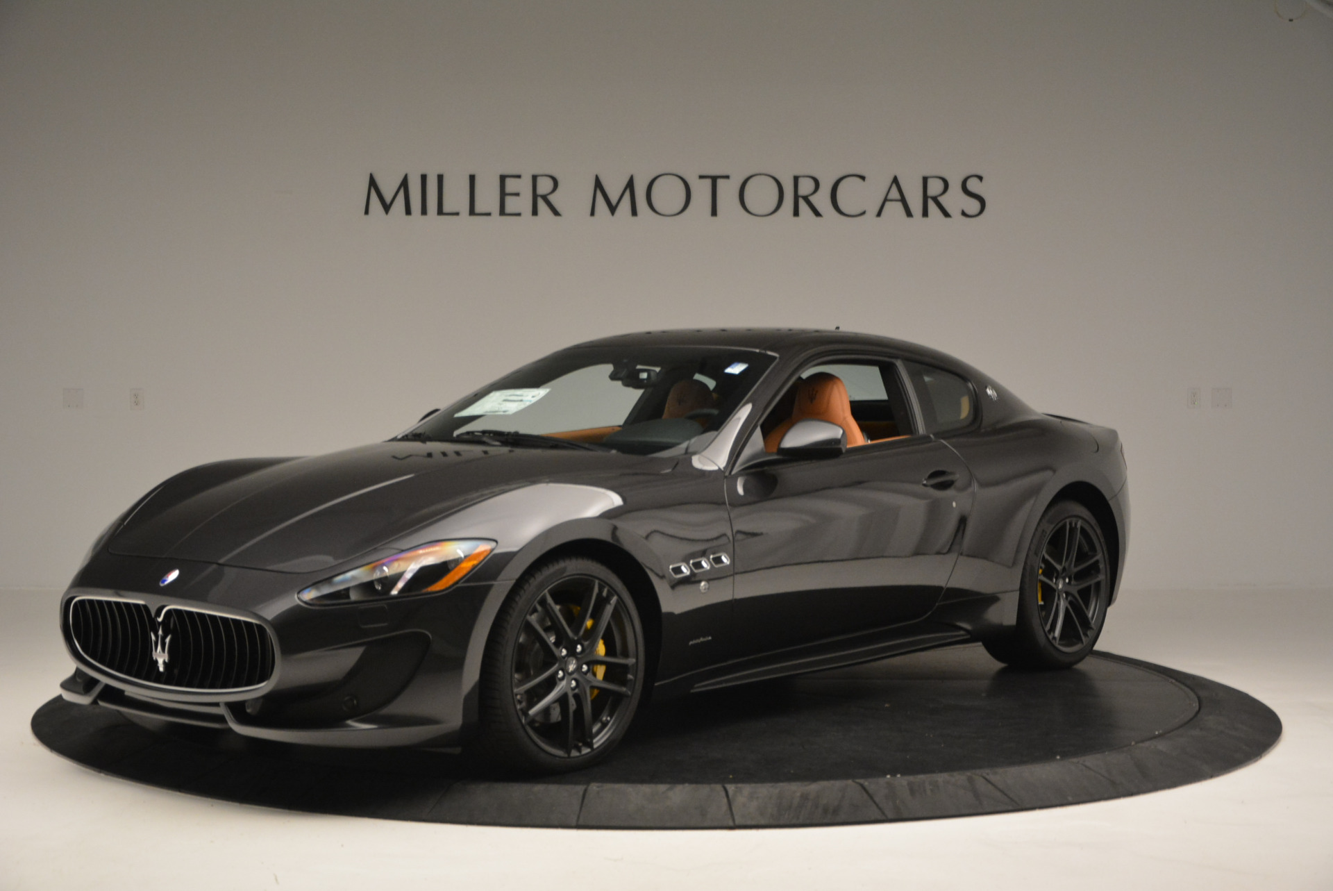 New 2017 Maserati GranTurismo Sport For Sale In Westport, CT 593_p2