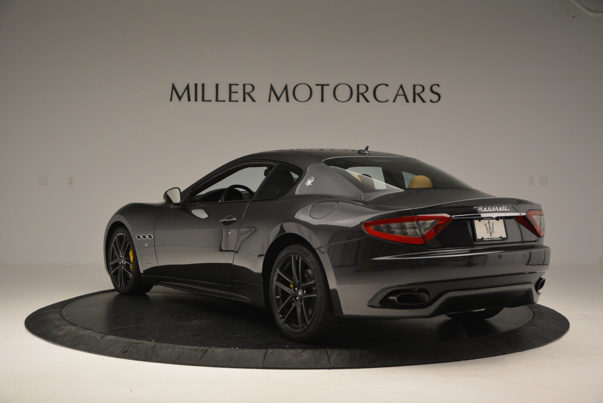 New 2017 Maserati GranTurismo Sport For Sale In Westport, CT 593_p5
