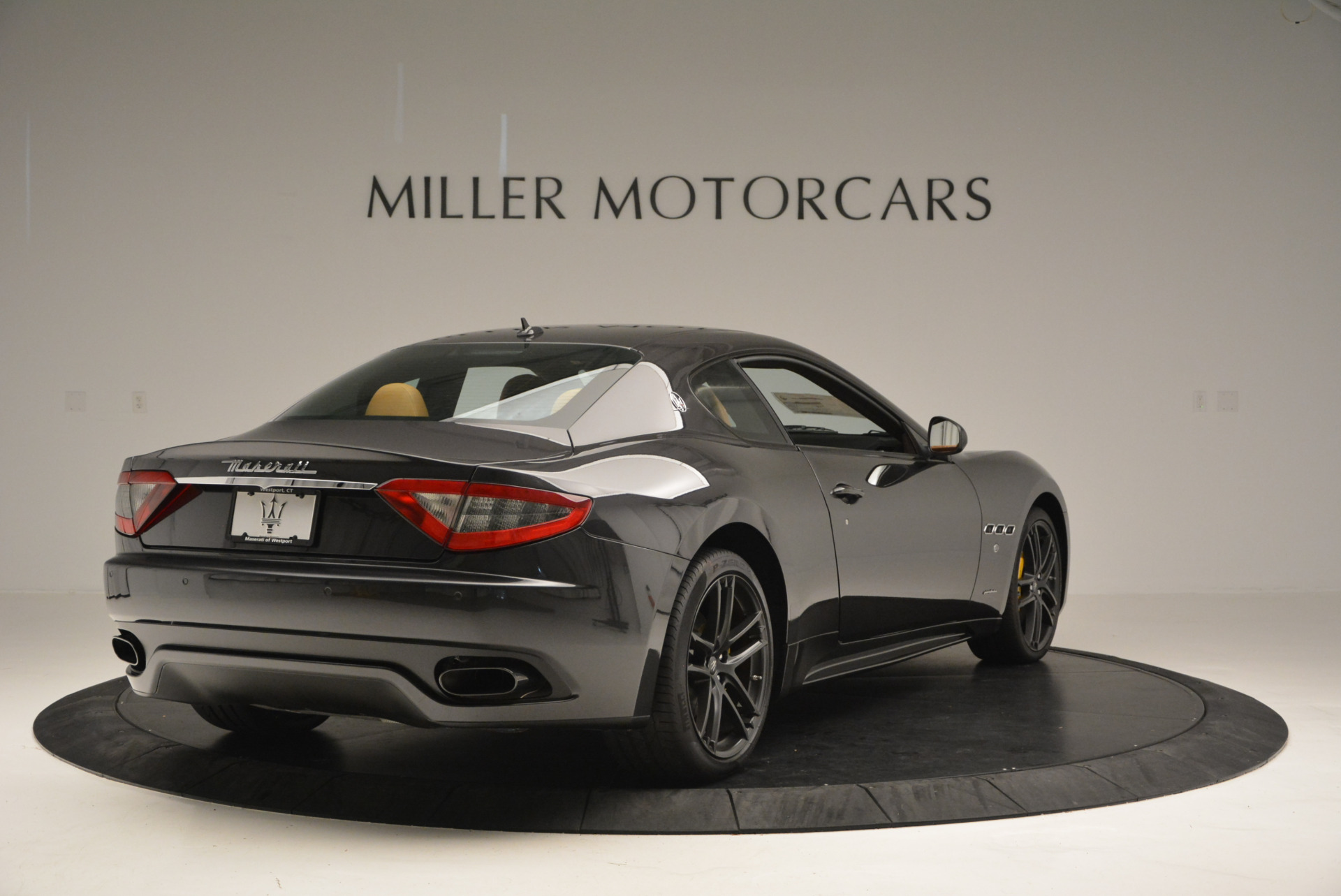 New 2017 Maserati GranTurismo Sport For Sale In Westport, CT 593_p7