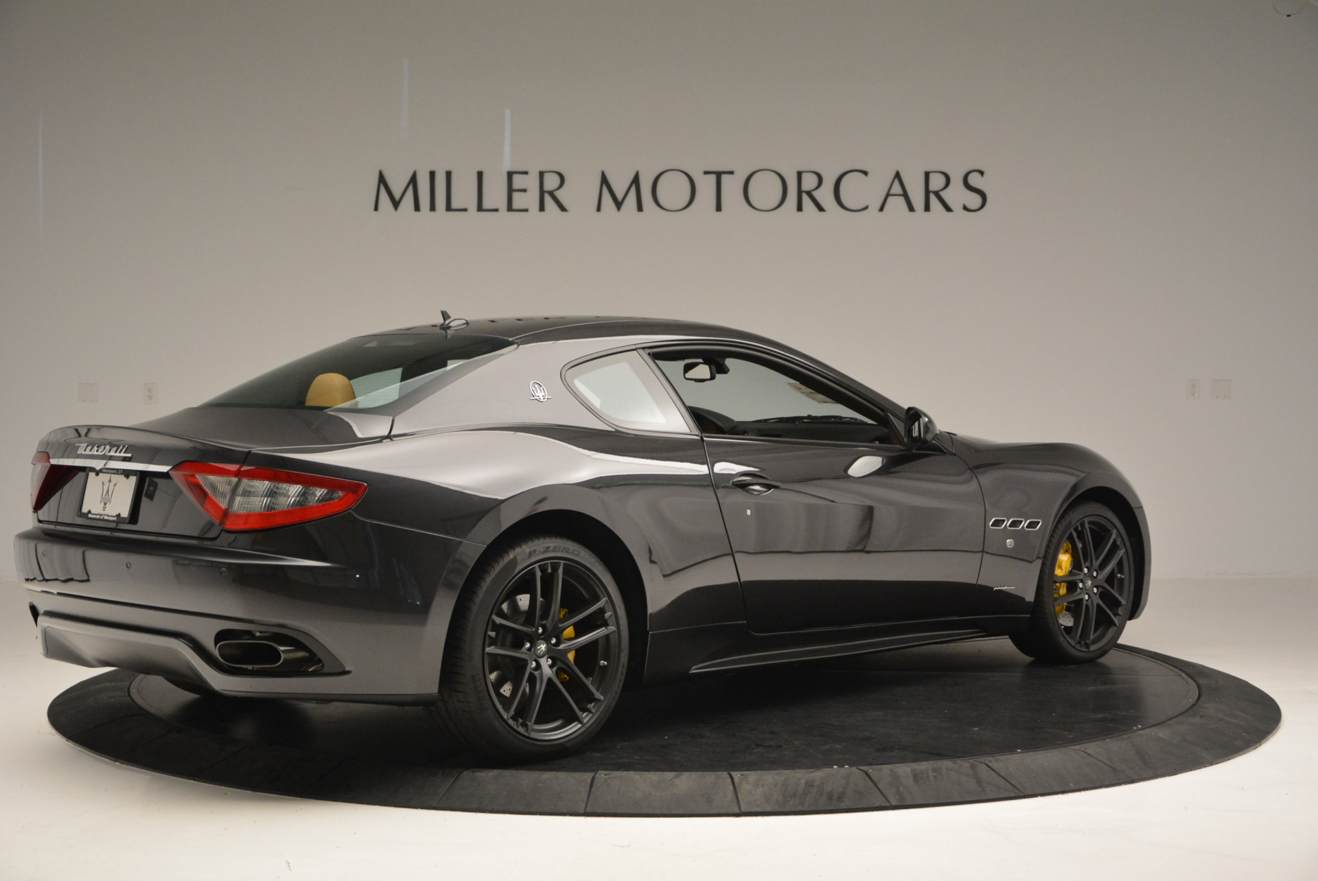 New 2017 Maserati GranTurismo Sport For Sale In Westport, CT 593_p8