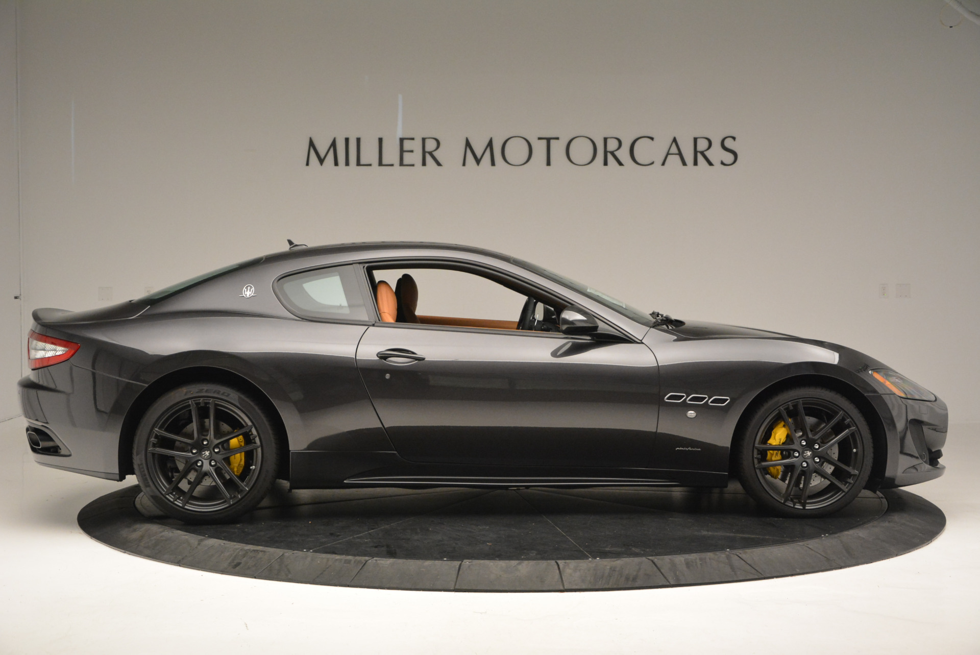 New 2017 Maserati GranTurismo Sport For Sale In Westport, CT 593_p9