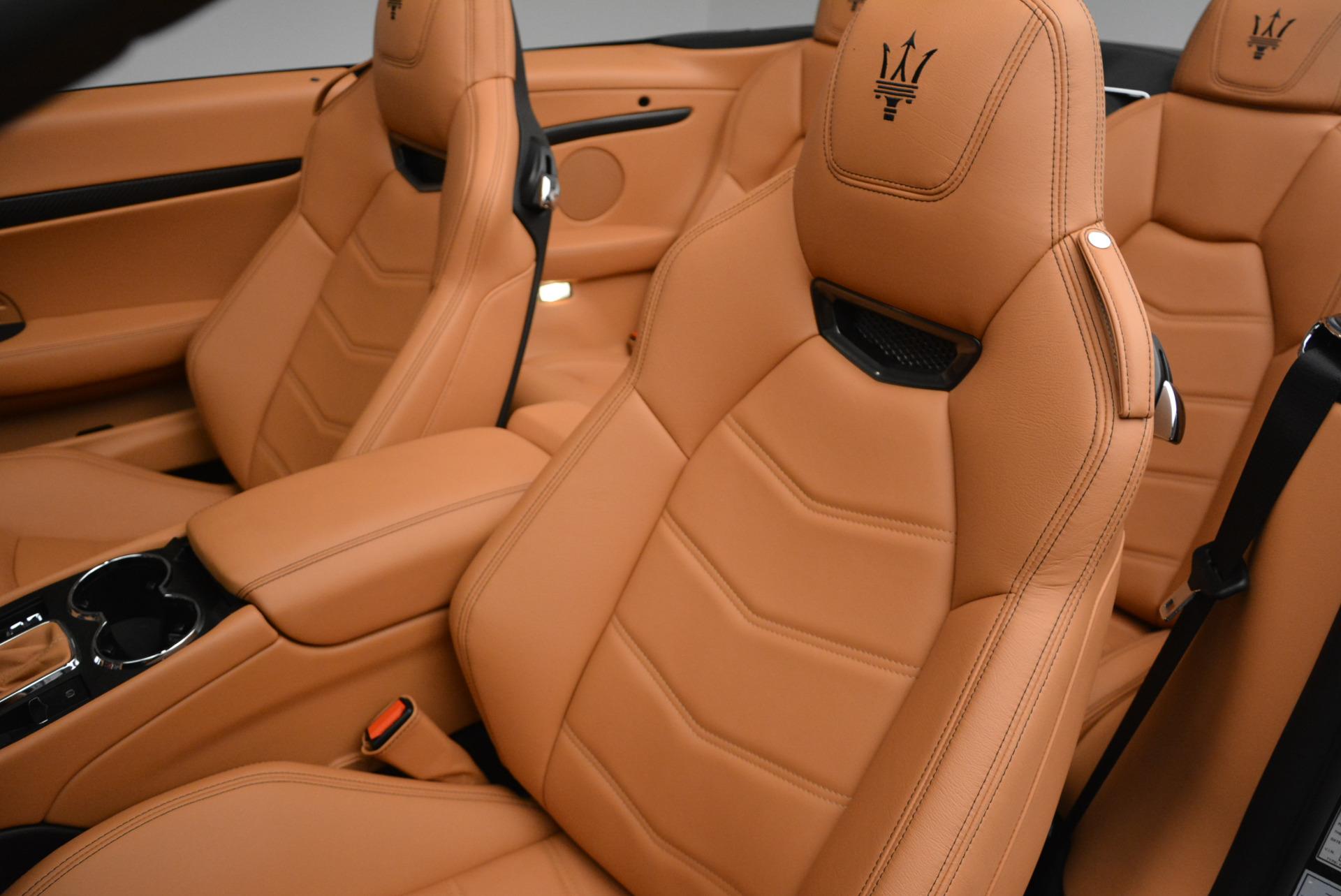 New 2017 Maserati GranTurismo MC CONVERTIBLE For Sale In Westport, CT 596_p23