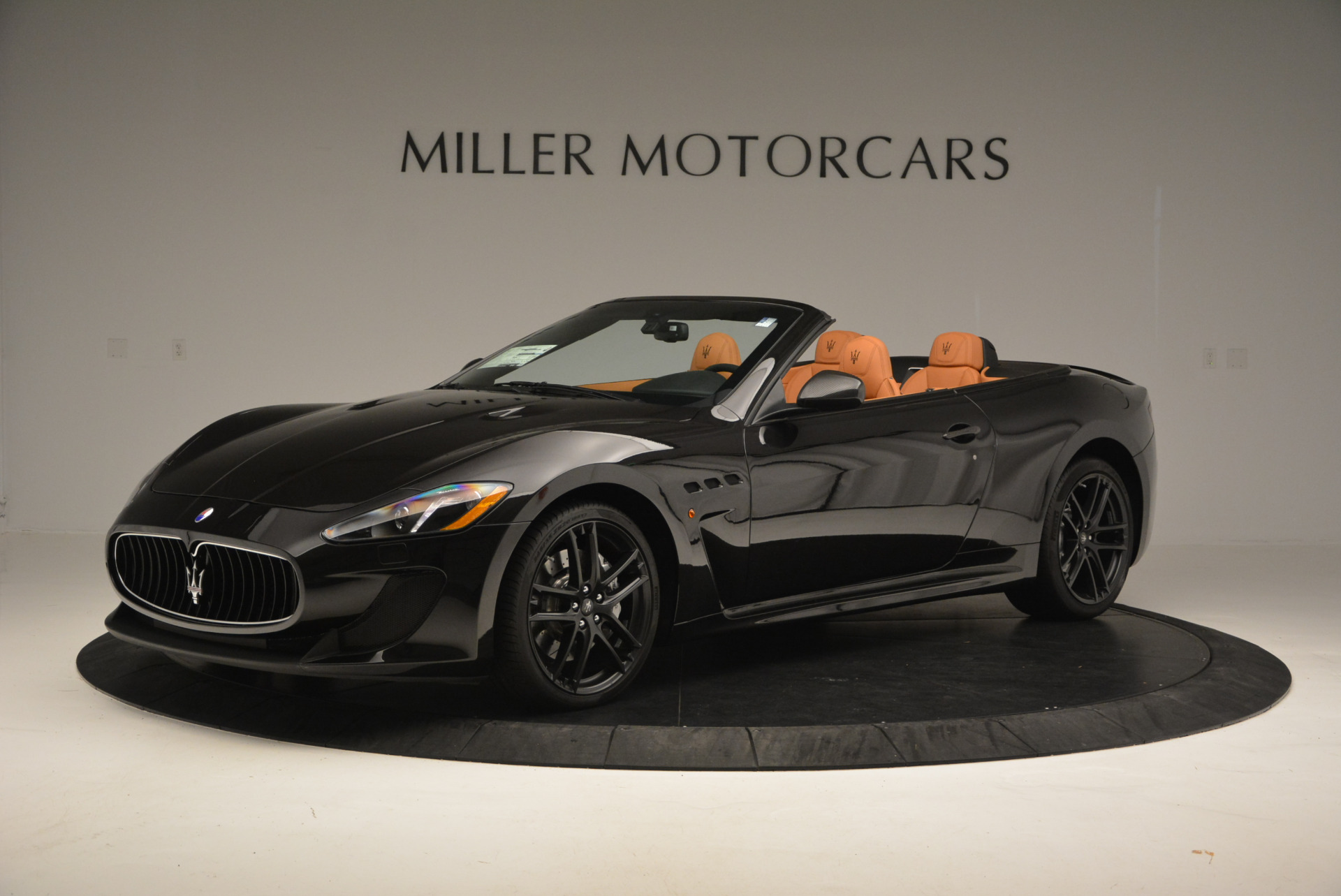New 2017 Maserati GranTurismo MC CONVERTIBLE For Sale In Westport, CT 596_p2