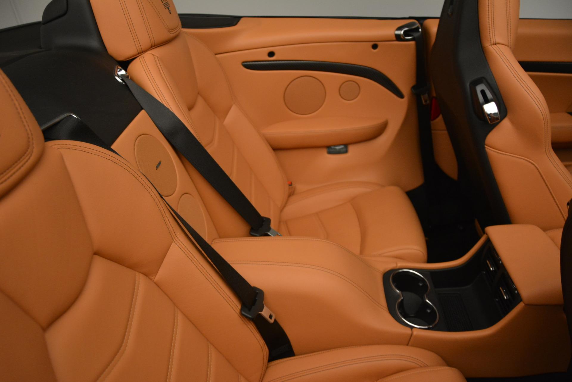 New 2017 Maserati GranTurismo MC CONVERTIBLE For Sale In Westport, CT 596_p31