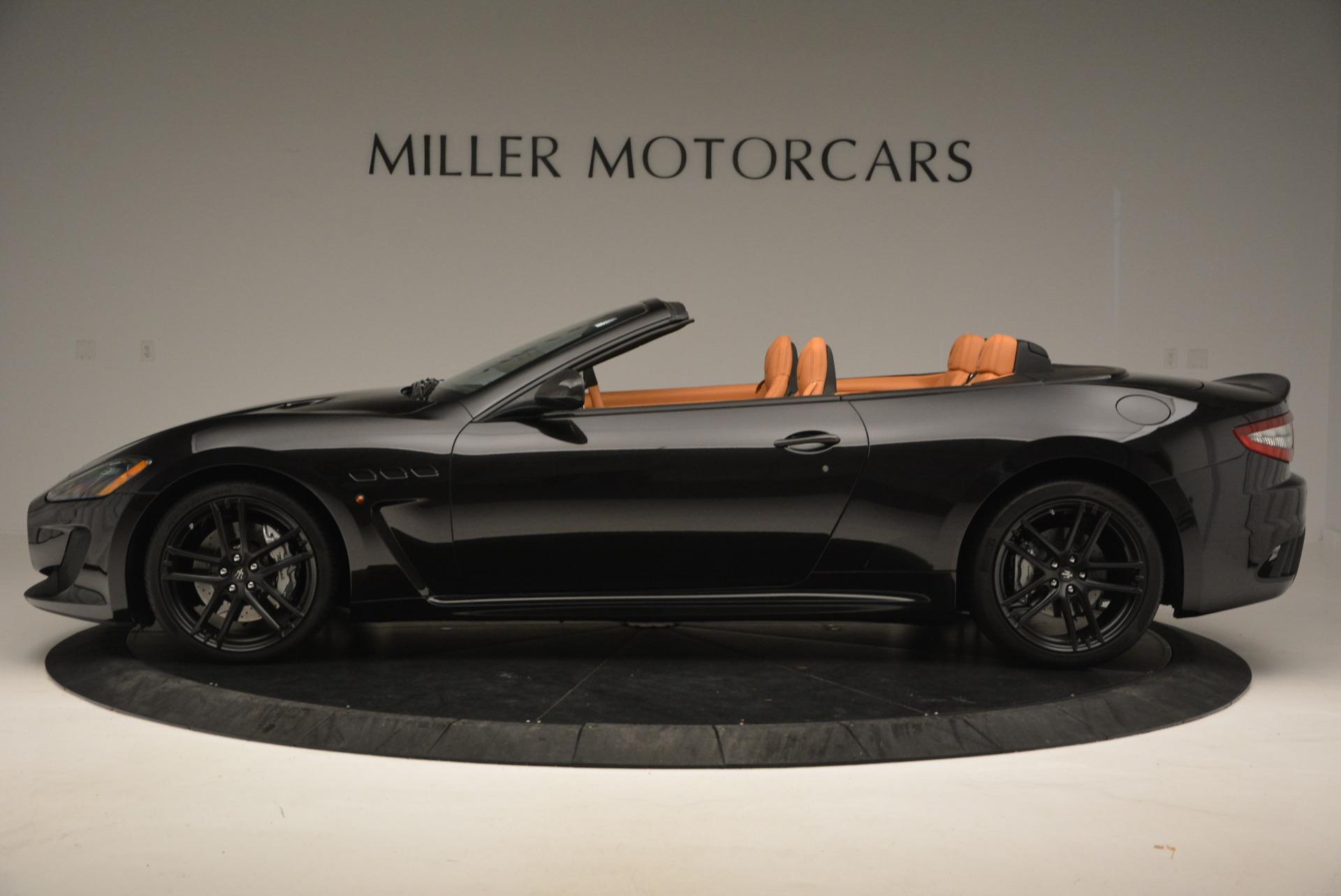 New 2017 Maserati GranTurismo MC CONVERTIBLE For Sale In Westport, CT 596_p3