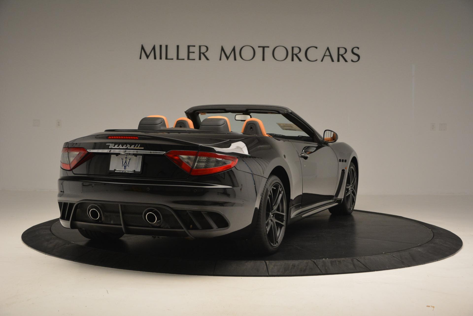 New 2017 Maserati GranTurismo MC CONVERTIBLE For Sale In Westport, CT 596_p7