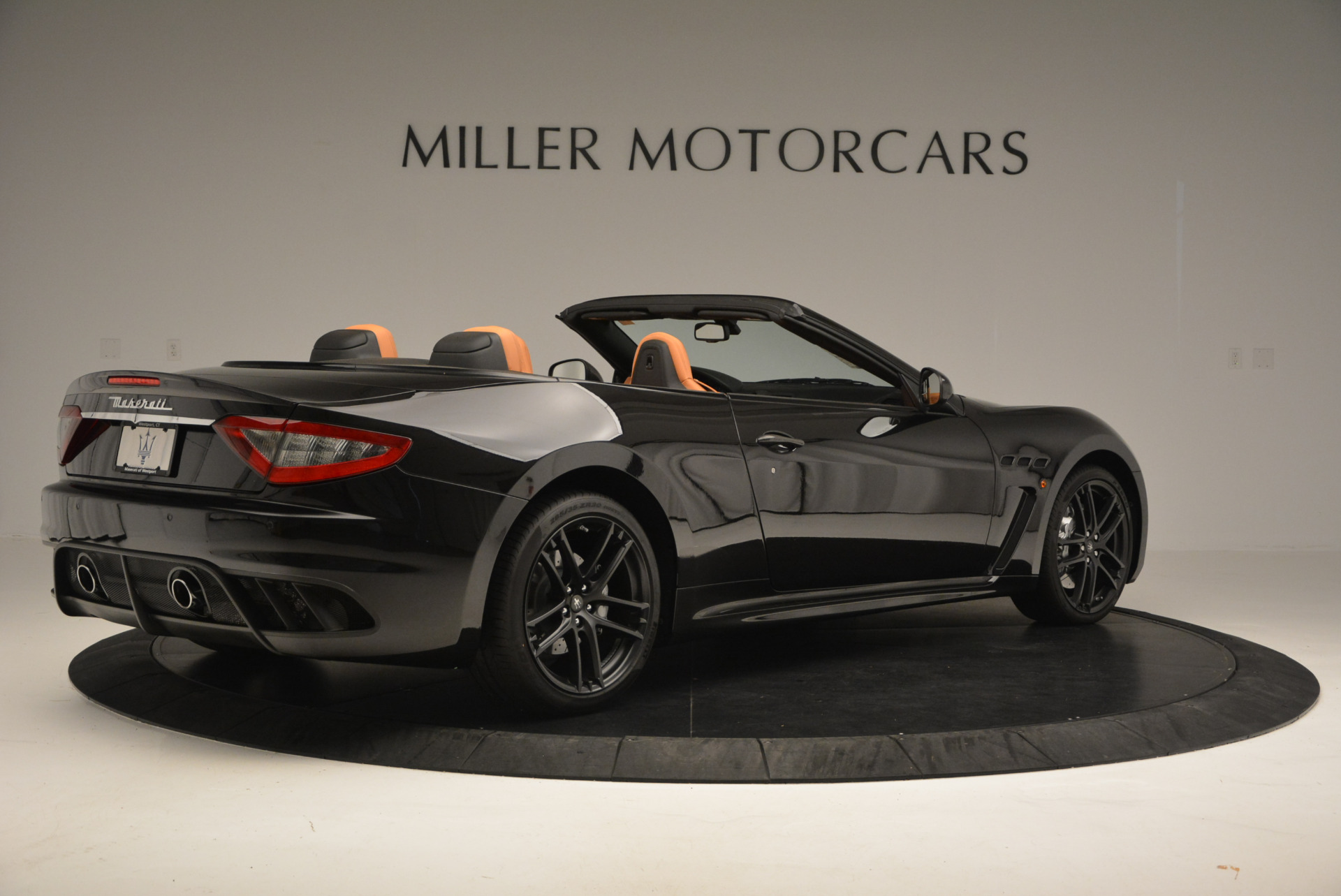 New 2017 Maserati GranTurismo MC CONVERTIBLE For Sale In Westport, CT 596_p8
