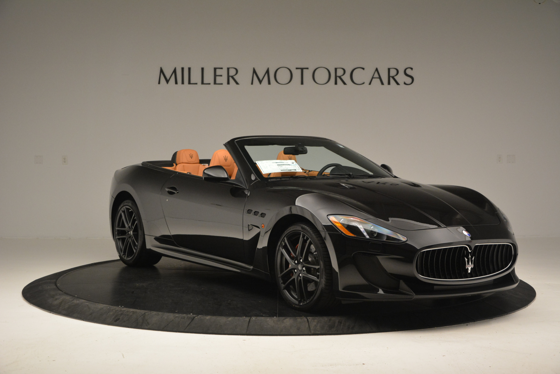 New 2017 Maserati GranTurismo MC For Sale In Westport, CT 597_p11