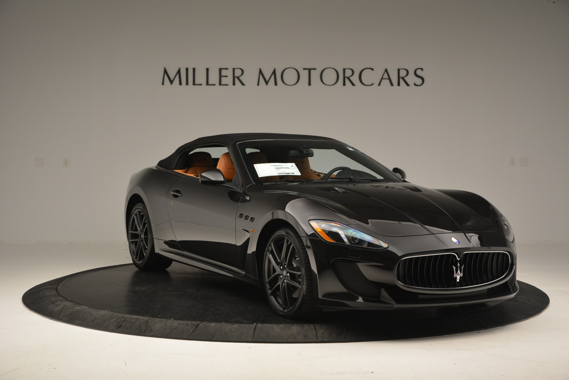 New 2017 Maserati GranTurismo MC For Sale In Westport, CT 597_p19