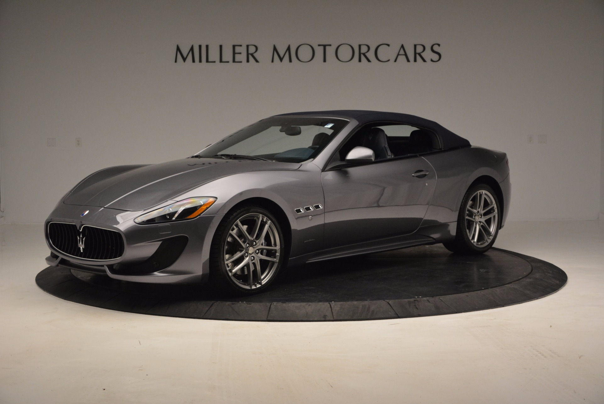 New 2017 Maserati GranTurismo Sport For Sale In Westport, CT 598_p12