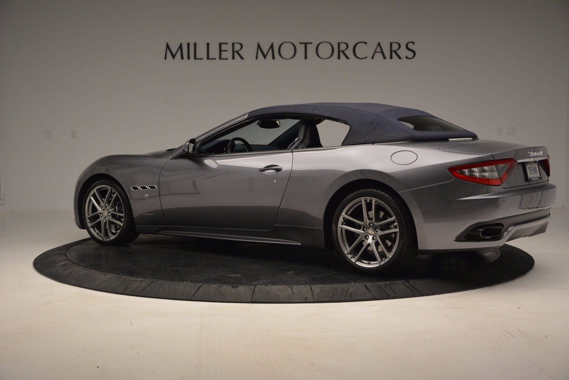 New 2017 Maserati GranTurismo Sport For Sale In Westport, CT 598_p14