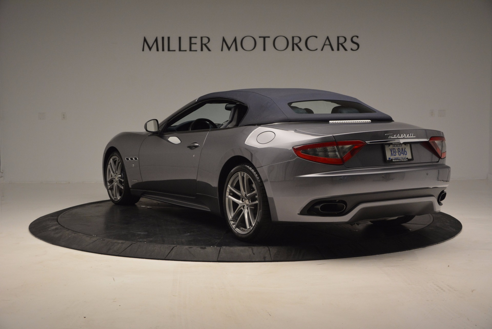 New 2017 Maserati GranTurismo Sport For Sale In Westport, CT 598_p15
