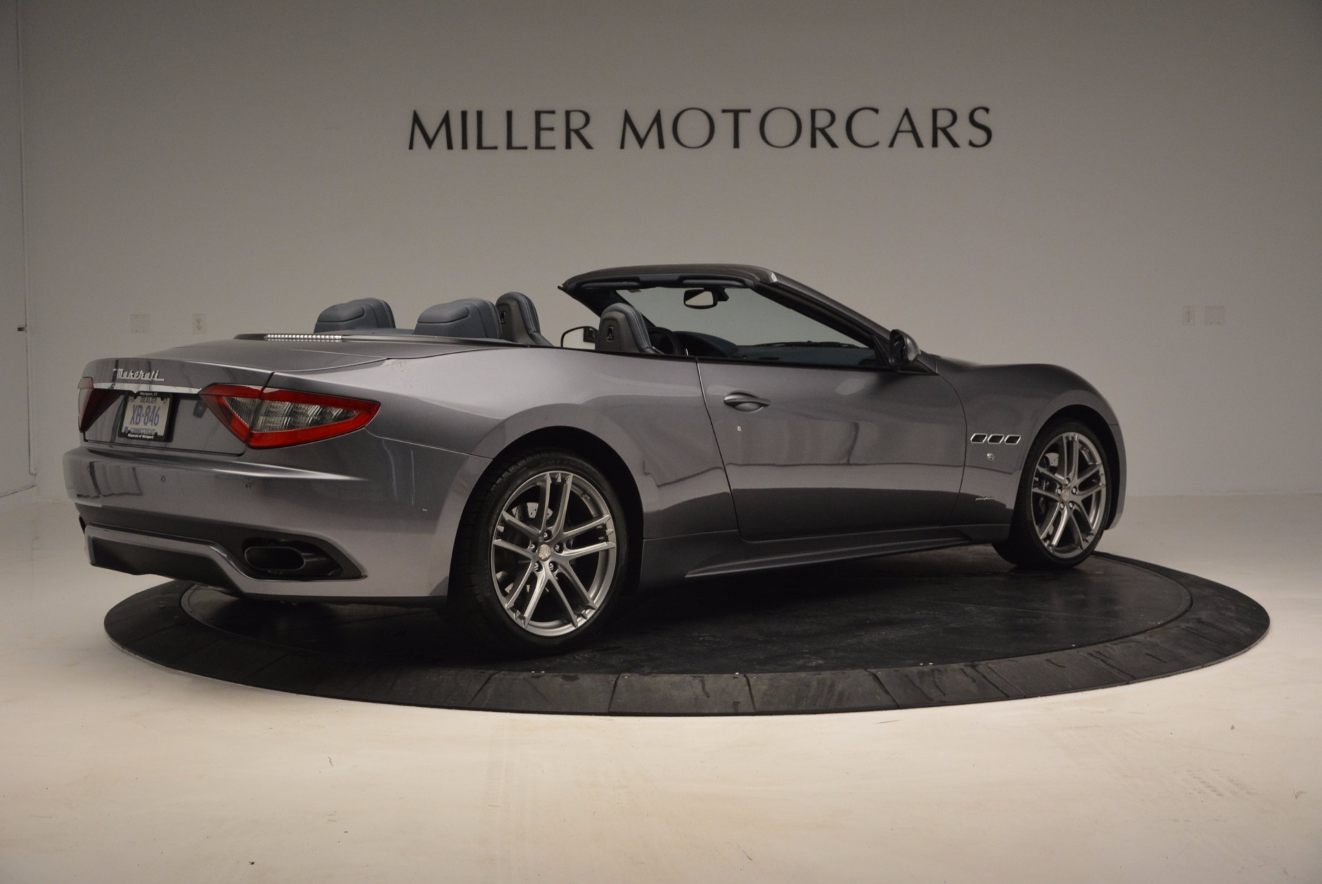 New 2017 Maserati GranTurismo Sport For Sale In Westport, CT 598_p6