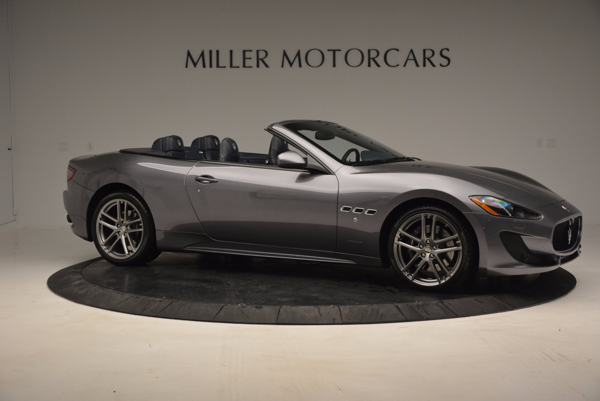 New 2017 Maserati GranTurismo Sport For Sale In Westport, CT 598_p8