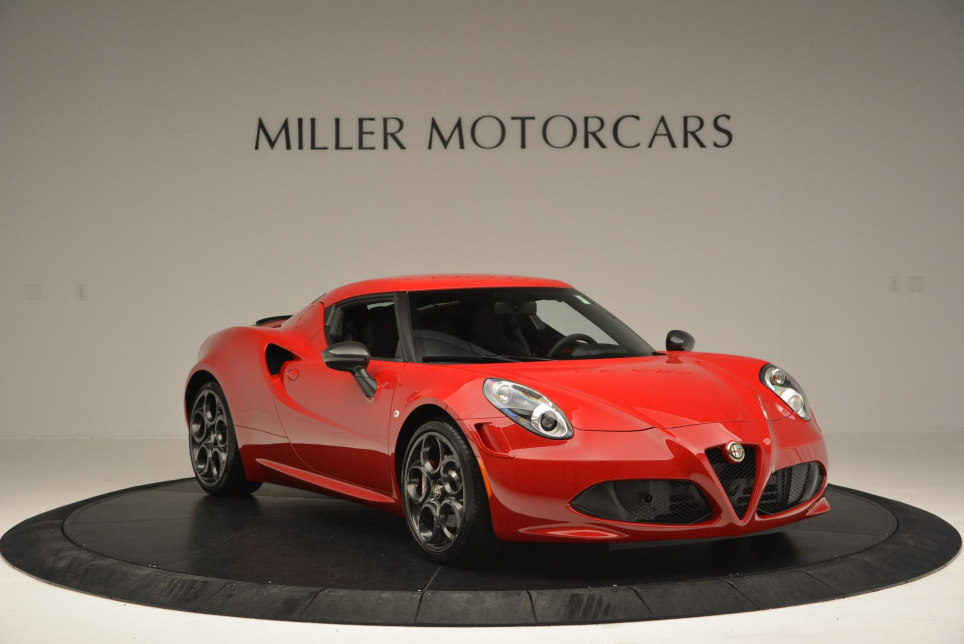 Used 2015 Alfa Romeo 4C Launch Edition For Sale In Westport, CT 6_p11
