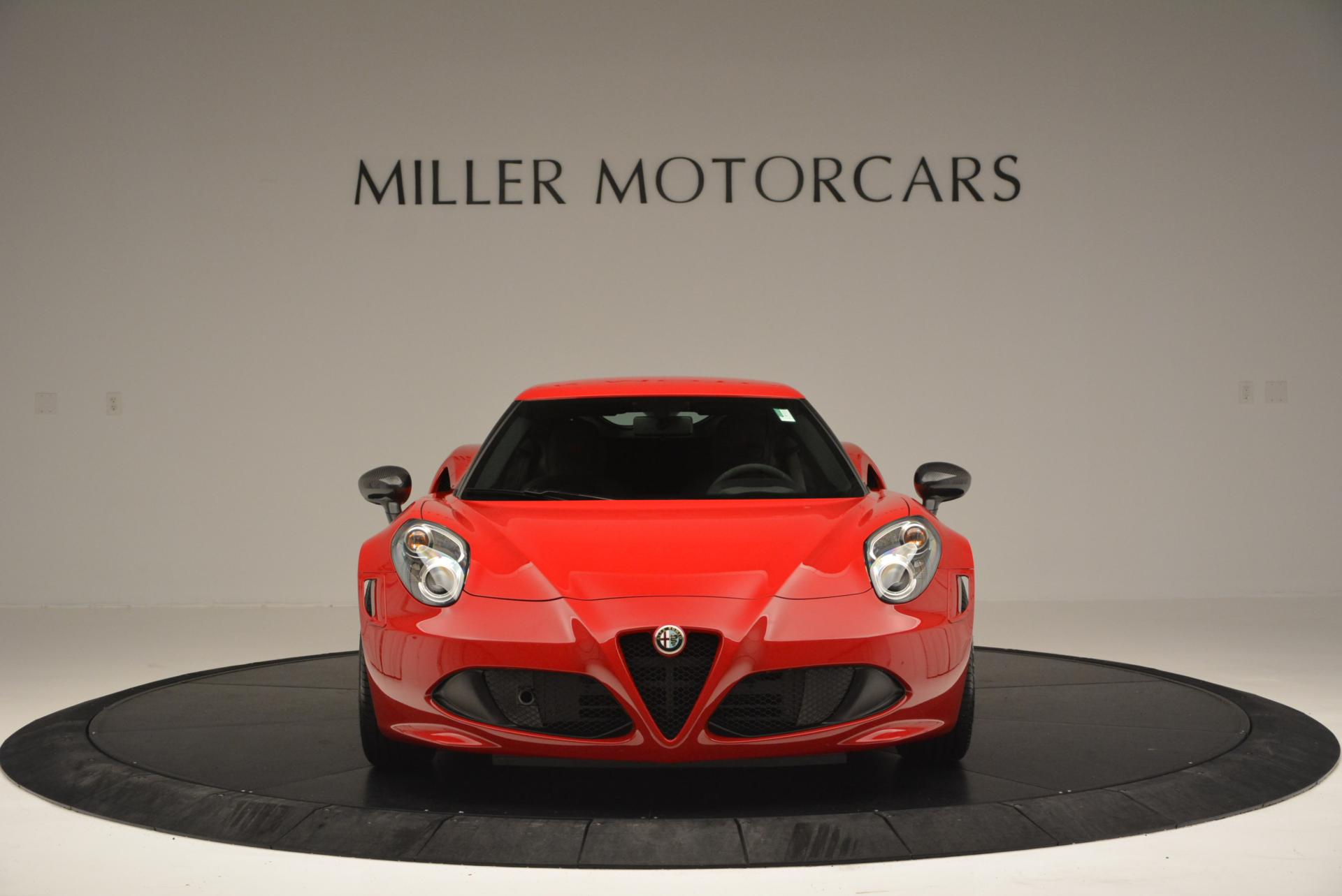 Used 2015 Alfa Romeo 4C Launch Edition For Sale In Westport, CT 6_p12