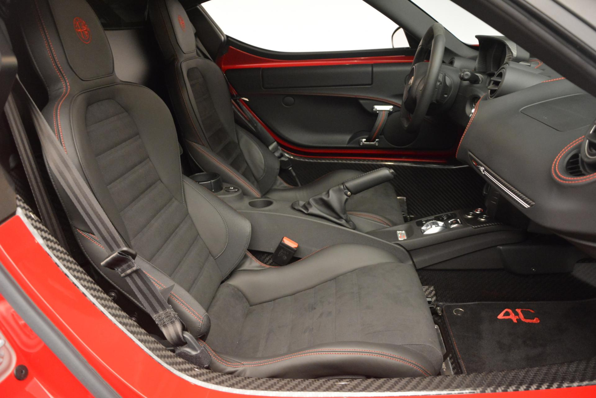Used 2015 Alfa Romeo 4C Launch Edition For Sale In Westport, CT 6_p18