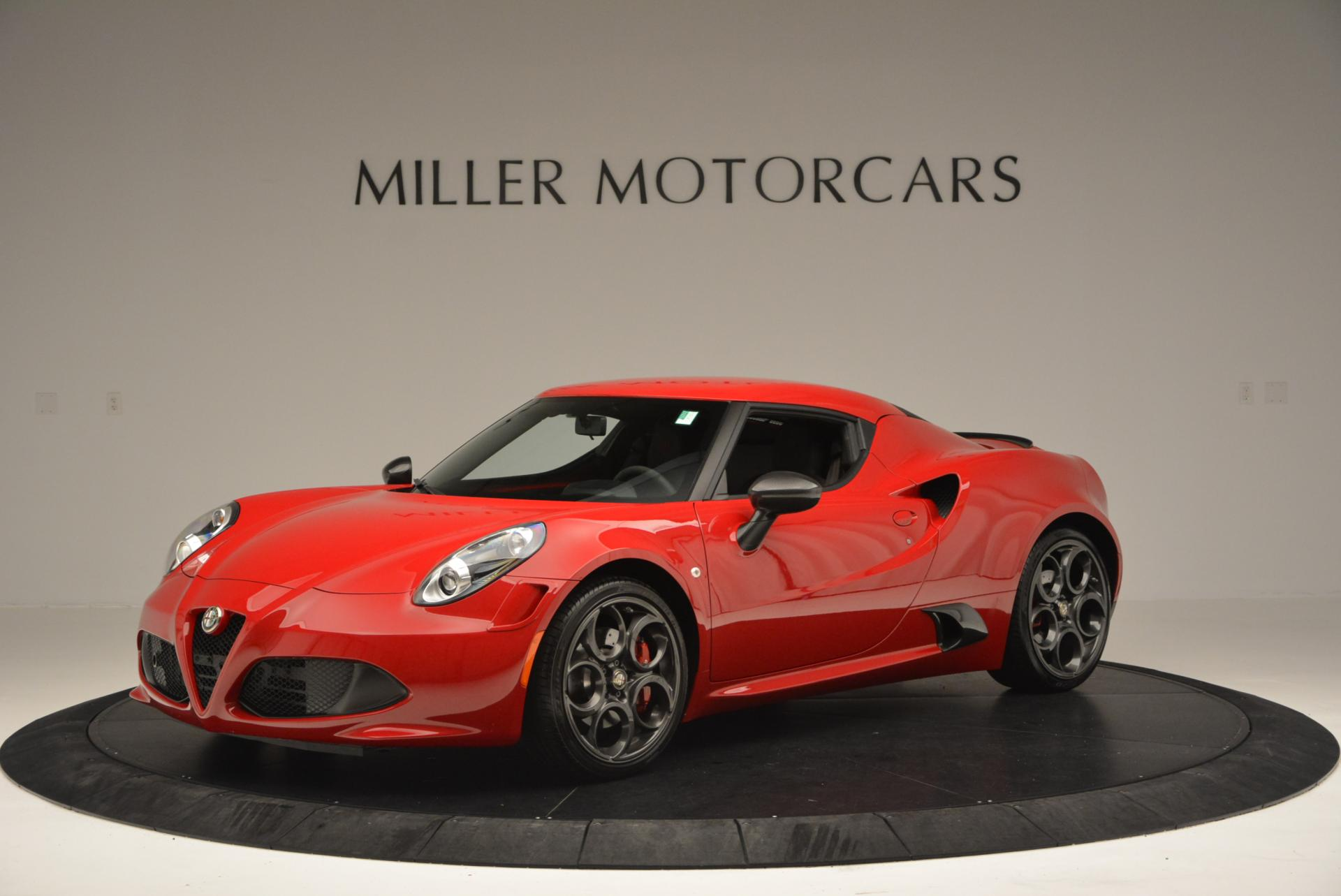 Used 2015 Alfa Romeo 4C Launch Edition For Sale In Westport, CT 6_p2