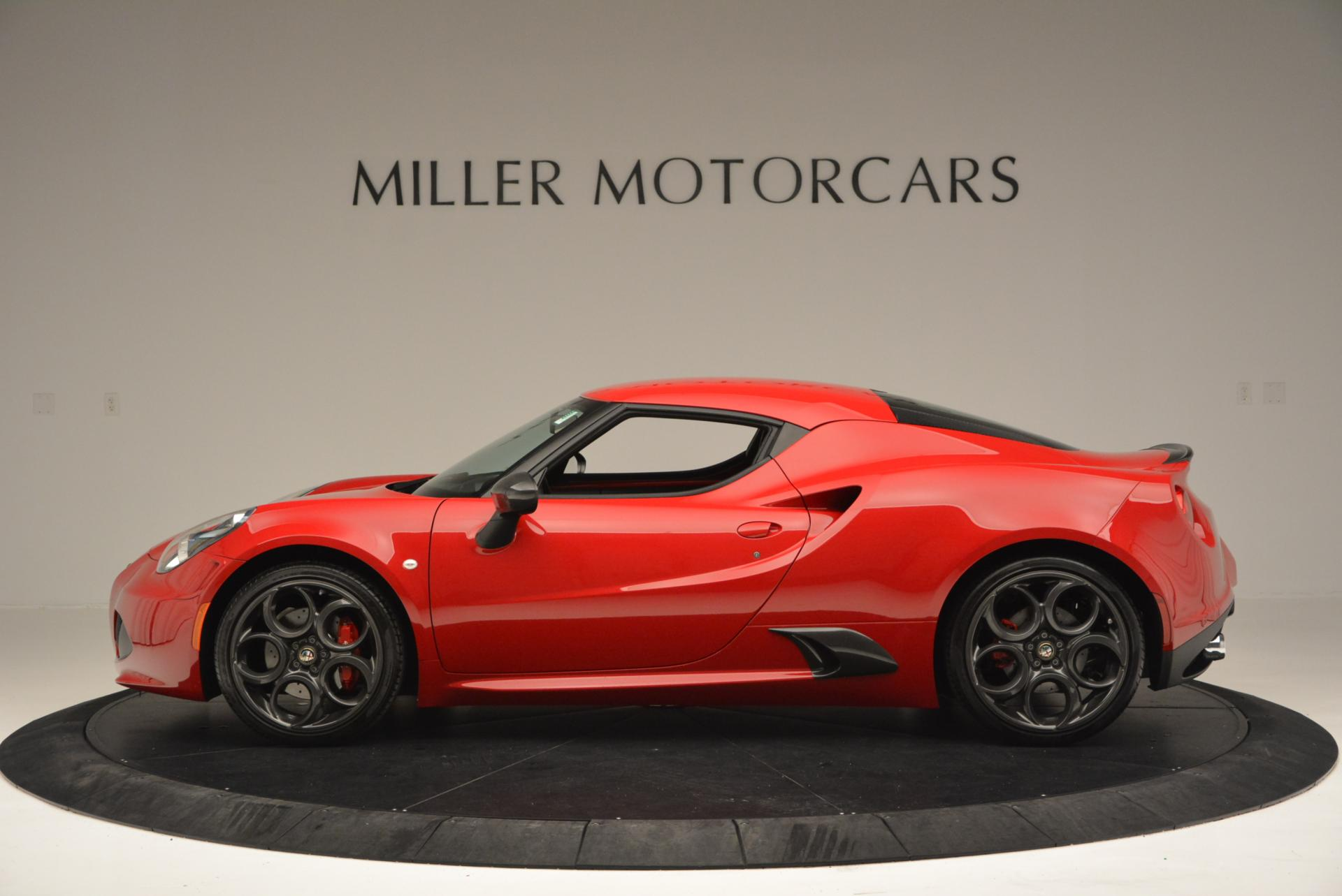 Used 2015 Alfa Romeo 4C Launch Edition For Sale In Westport, CT 6_p3