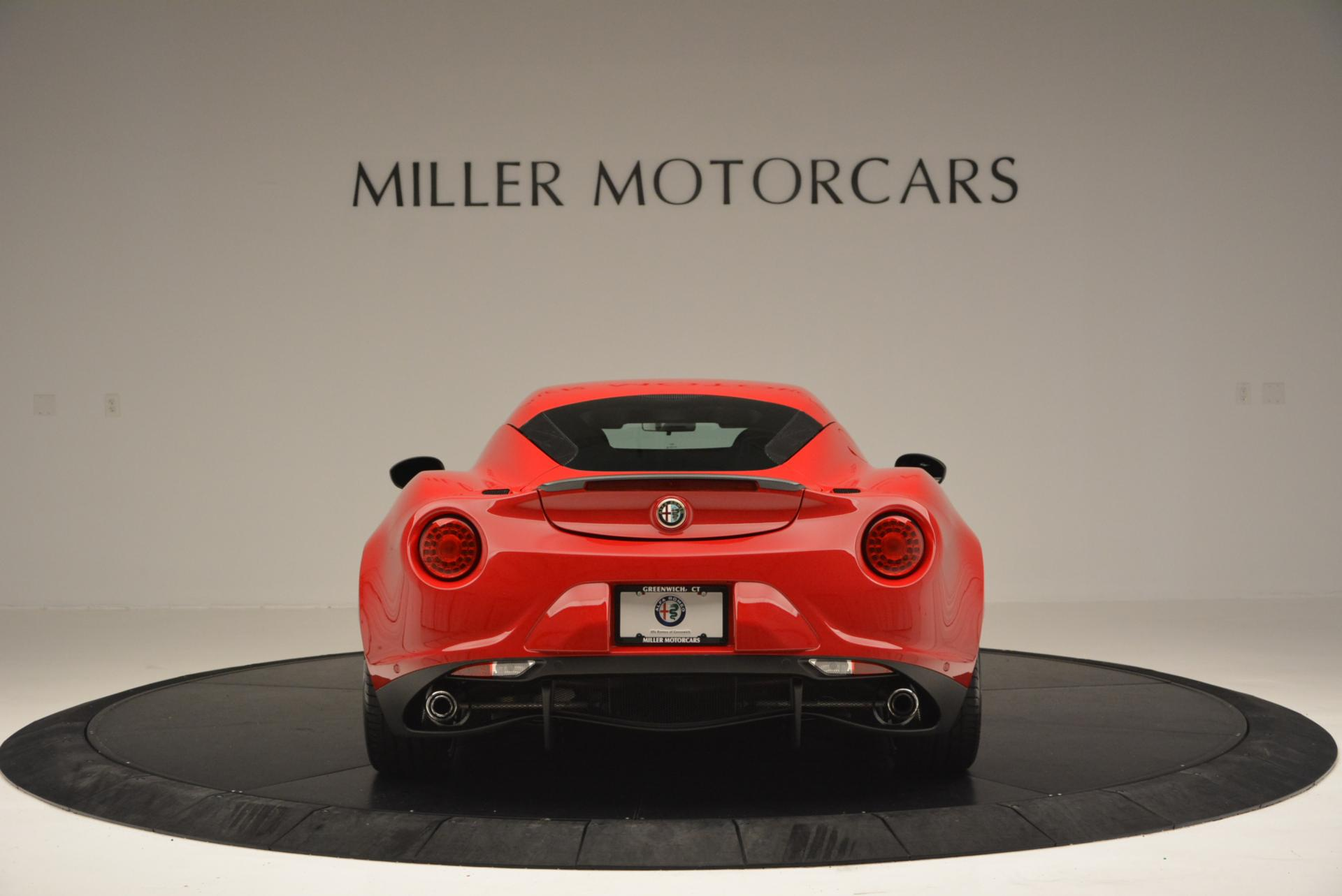 Used 2015 Alfa Romeo 4C Launch Edition For Sale In Westport, CT 6_p6