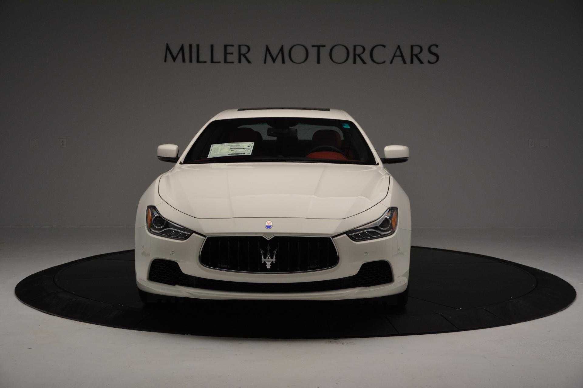 New 2016 Maserati Ghibli S Q4 For Sale In Westport, CT 60_p11