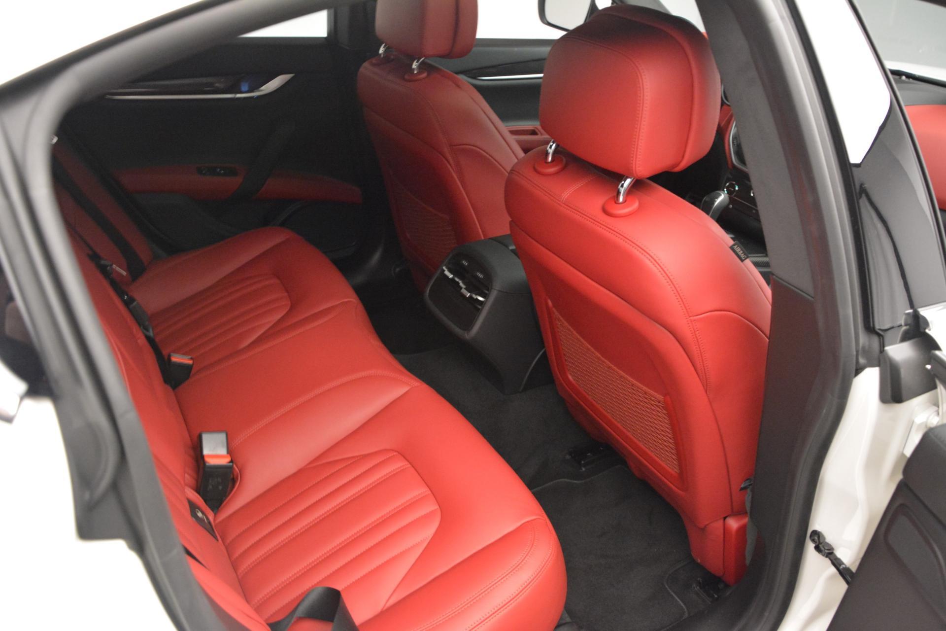 New 2016 Maserati Ghibli S Q4 For Sale In Westport, CT 60_p20