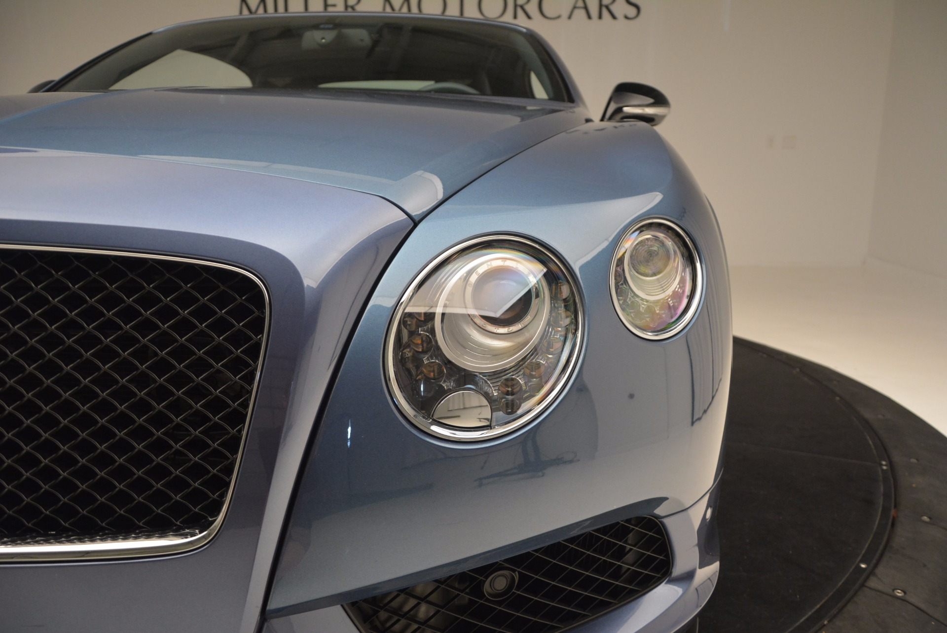 Used 2014 Bentley Continental GT V8 S Convertible  For Sale In Westport, CT 600_p23