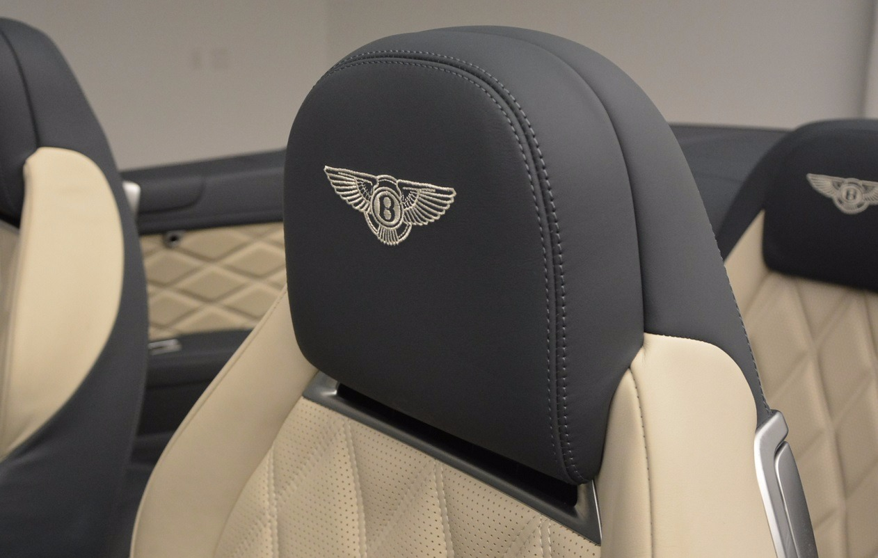 Used 2014 Bentley Continental GT V8 S Convertible  For Sale In Westport, CT 600_p31