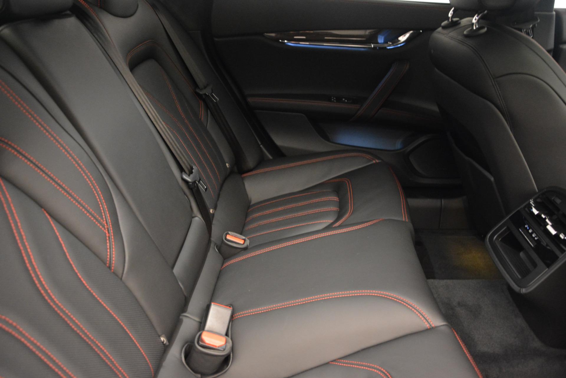 New 2017 Maserati Quattroporte S Q4 GranLusso For Sale In Westport, CT 601_p23