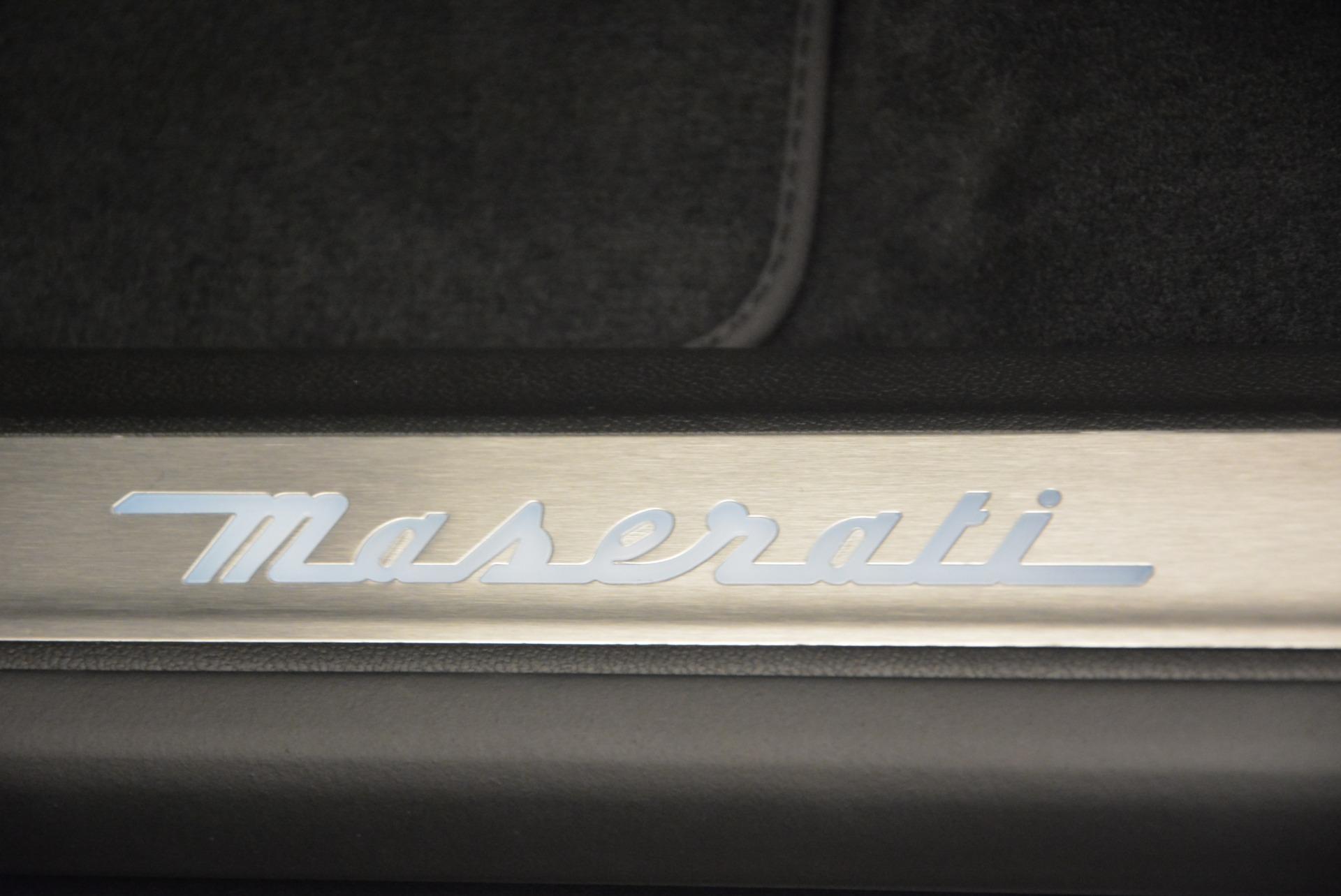 New 2017 Maserati Levante  For Sale In Westport, CT 602_p15