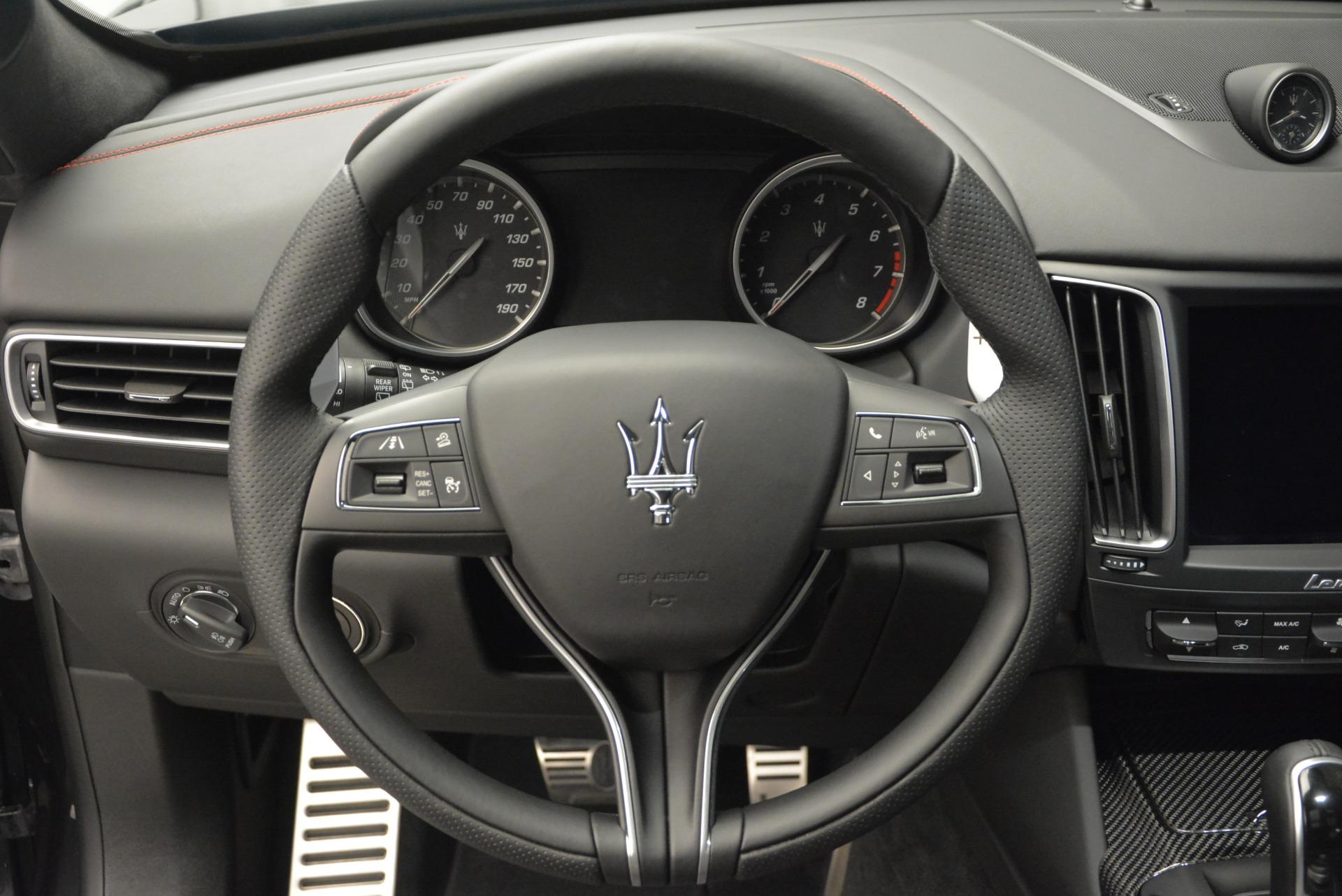 New 2017 Maserati Levante  For Sale In Westport, CT 602_p21