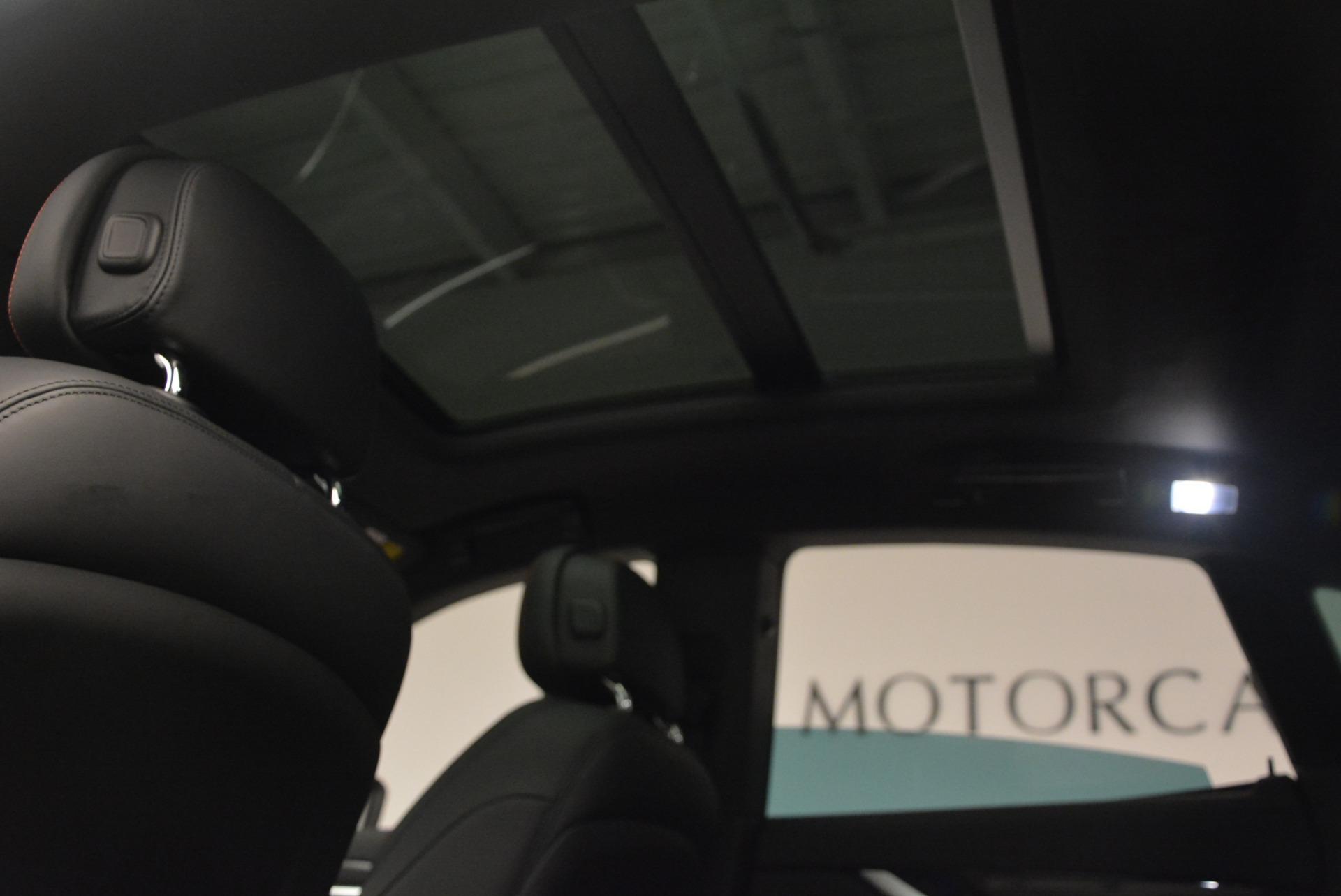 New 2017 Maserati Levante  For Sale In Westport, CT 602_p23