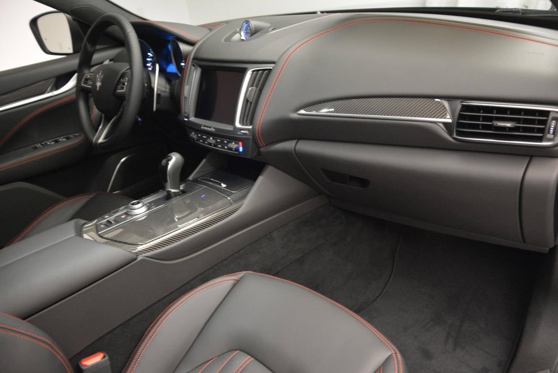 New 2017 Maserati Levante  For Sale In Westport, CT 602_p28
