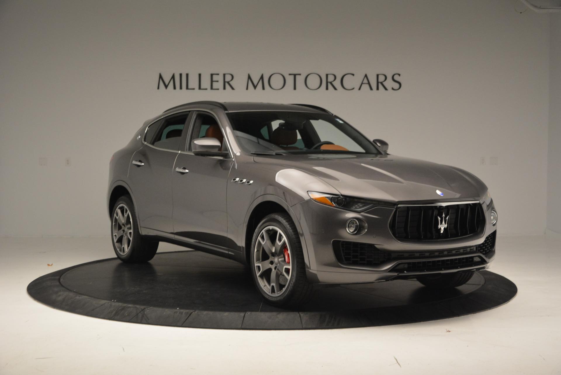 New 2017 Maserati Levante S For Sale In Westport, CT 603_p11
