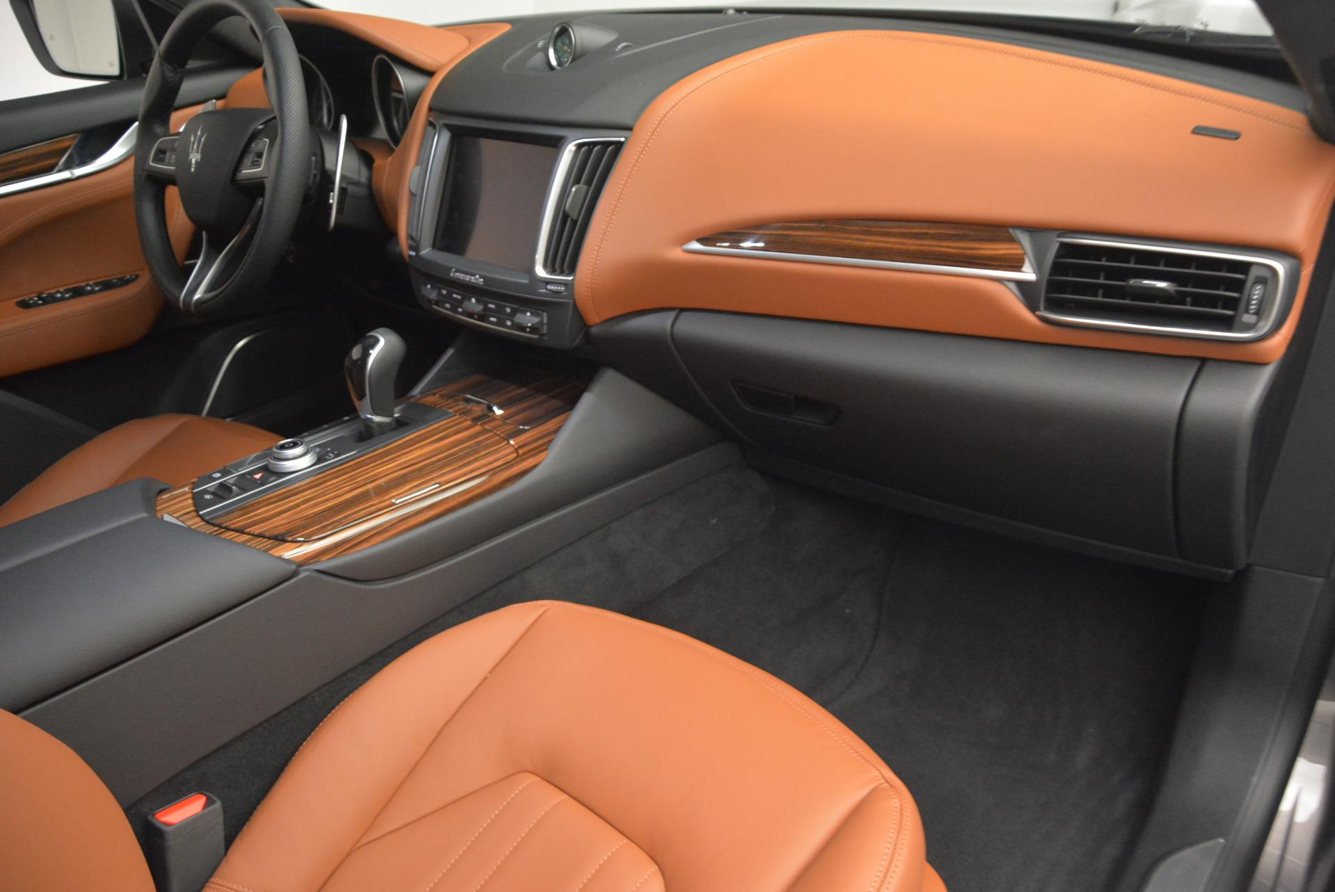 New 2017 Maserati Levante S For Sale In Westport, CT 603_p20