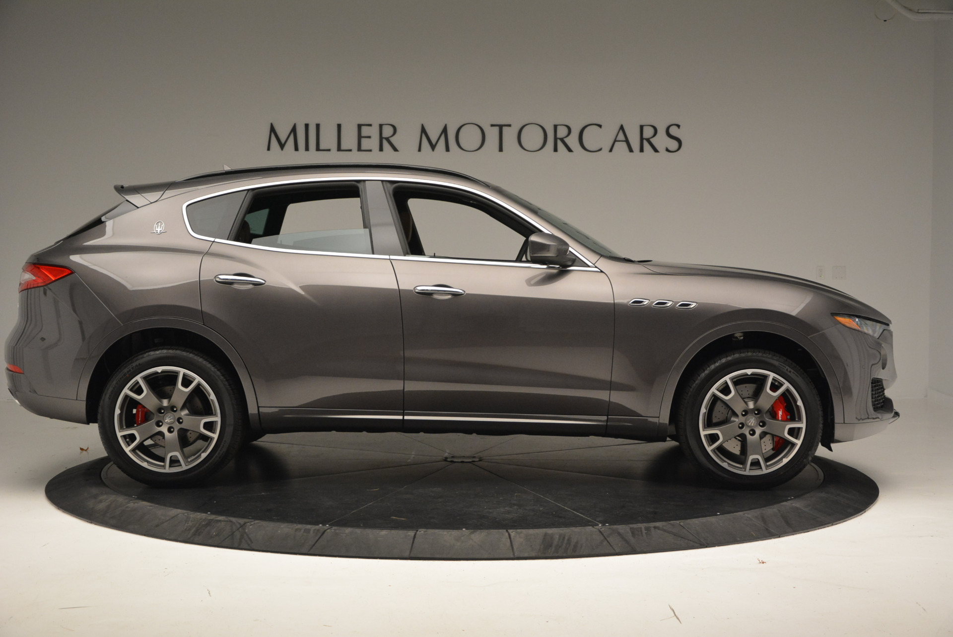 New 2017 Maserati Levante S For Sale In Westport, CT 603_p9
