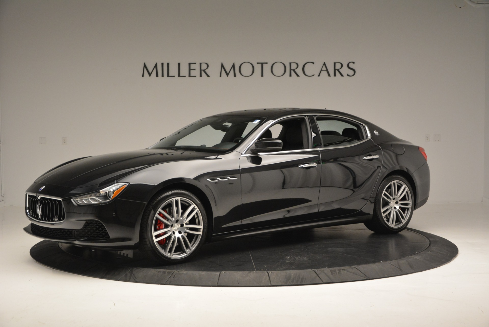 New 2017 Maserati Ghibli S Q4 For Sale In Westport, CT 604_p2