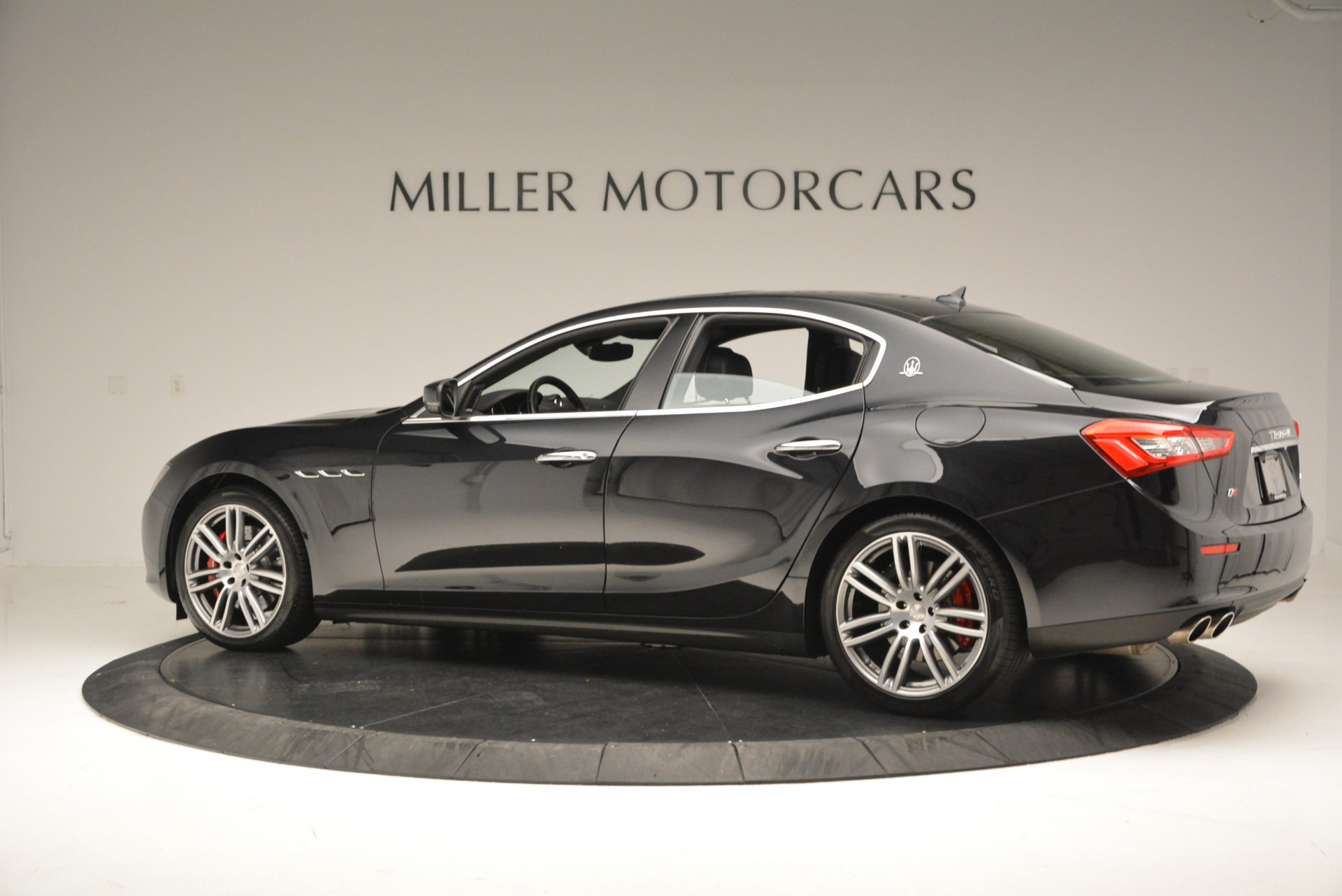 New 2017 Maserati Ghibli S Q4 For Sale In Westport, CT 604_p4