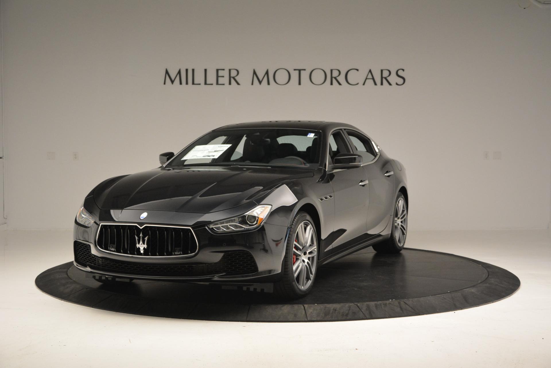 New 2017 Maserati Ghibli S Q4 For Sale In Westport, CT 605_main