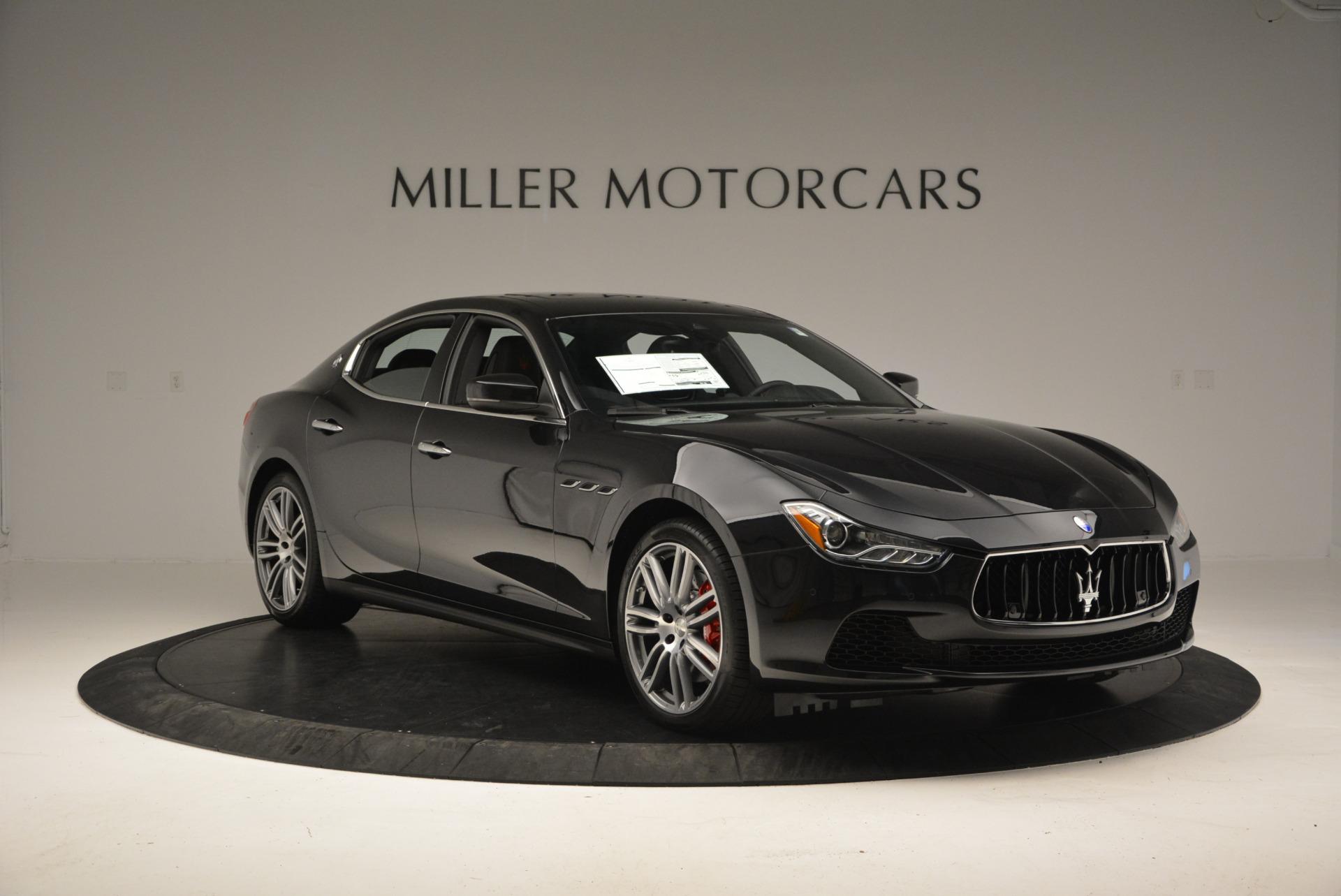 New 2017 Maserati Ghibli S Q4 For Sale In Westport, CT 605_p11
