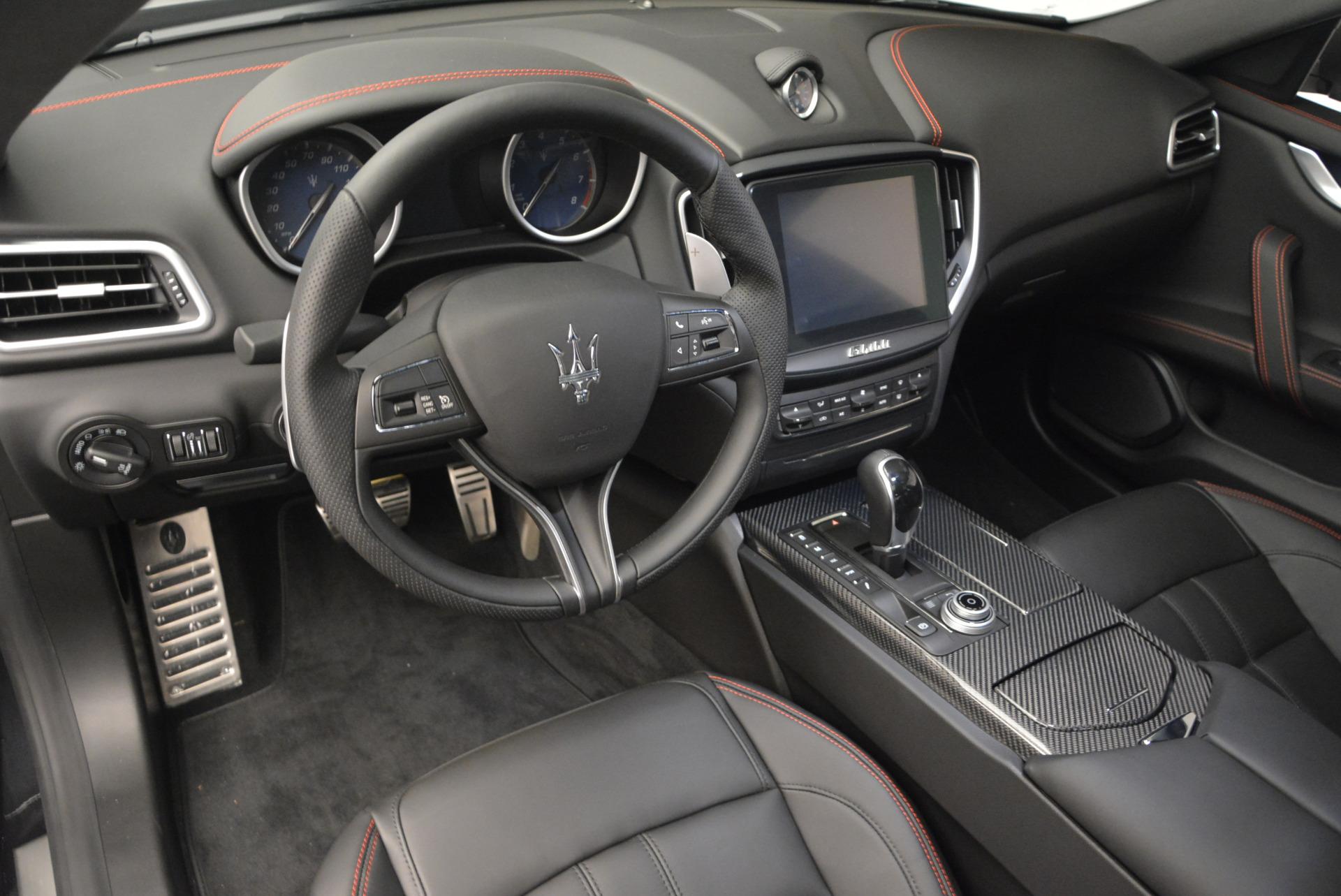 New 2017 Maserati Ghibli S Q4 For Sale In Westport, CT 605_p13